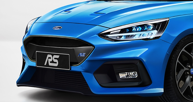 2019 Ford Focus Rs Top Speed