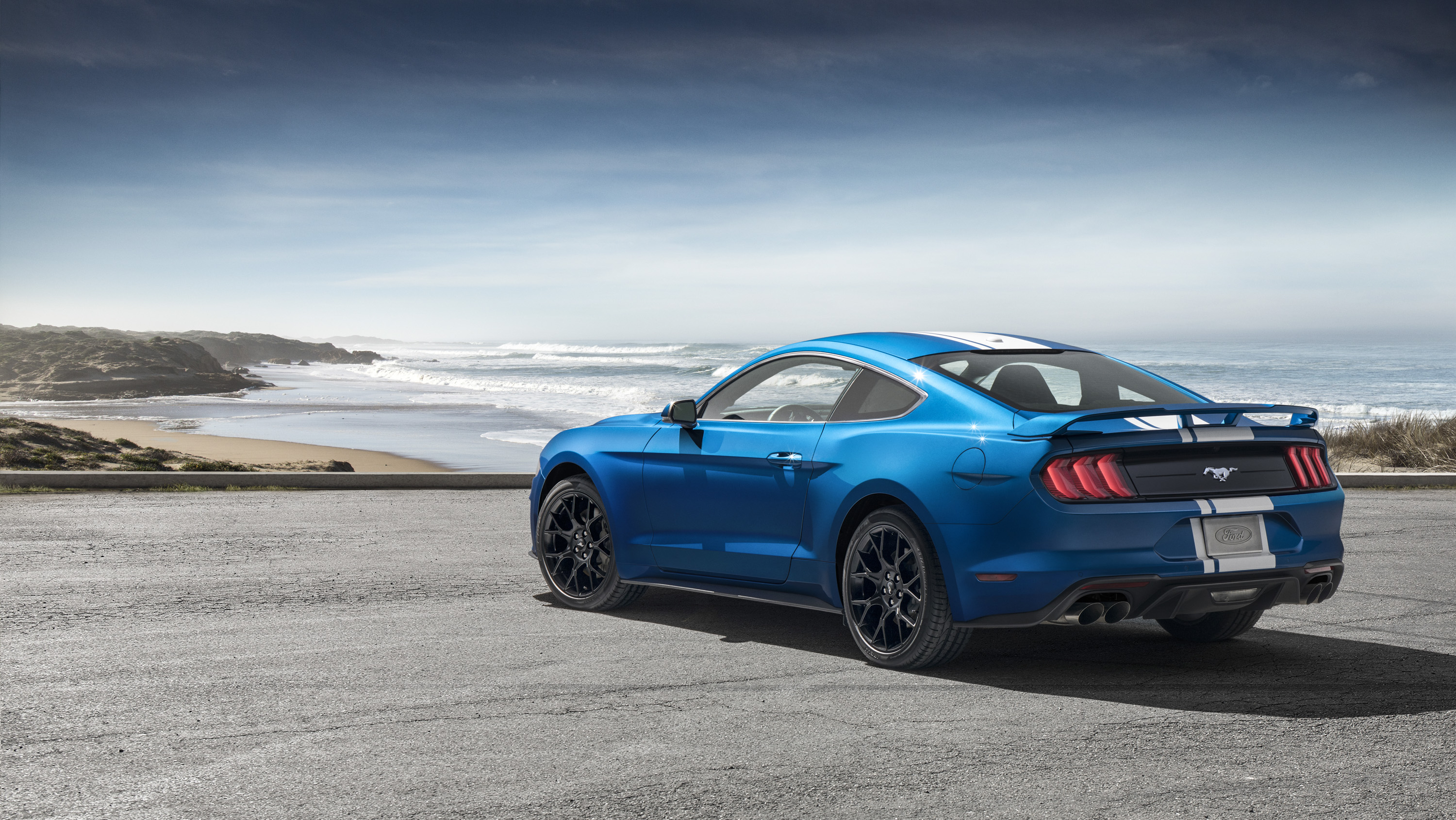 The Ford Mustang EcoBoost Sounds As Mean As The Shelby GT350