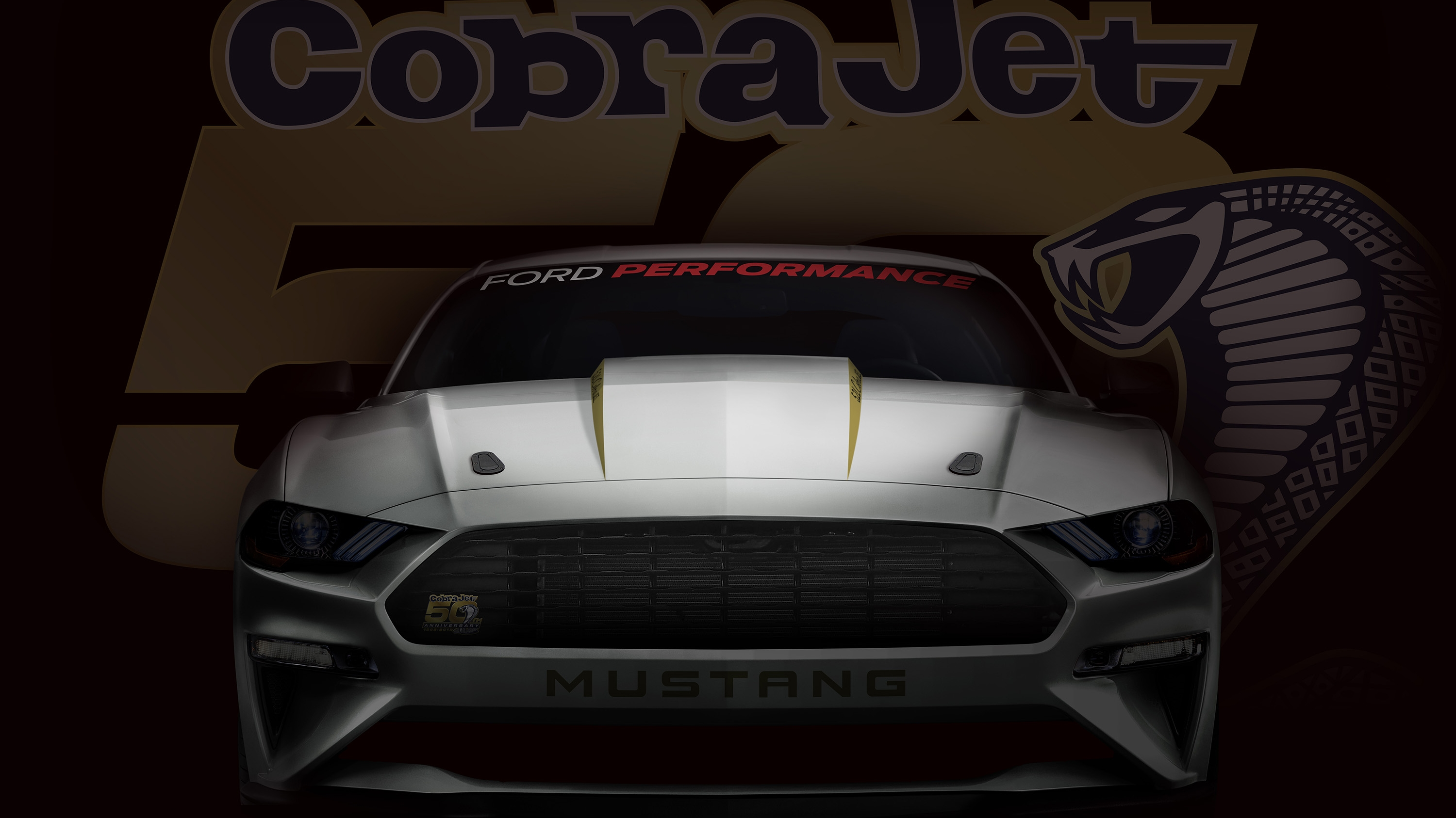 ford will debut a new mustang cobra jet at the woodward. Black Bedroom Furniture Sets. Home Design Ideas