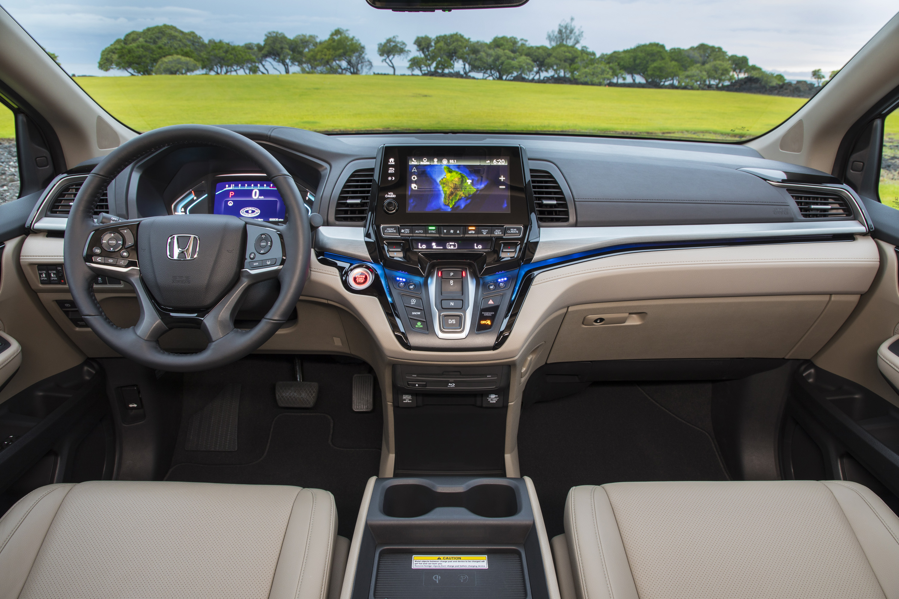 honda brings nothing new to the odyssey for 2019 except higher pricing top speed