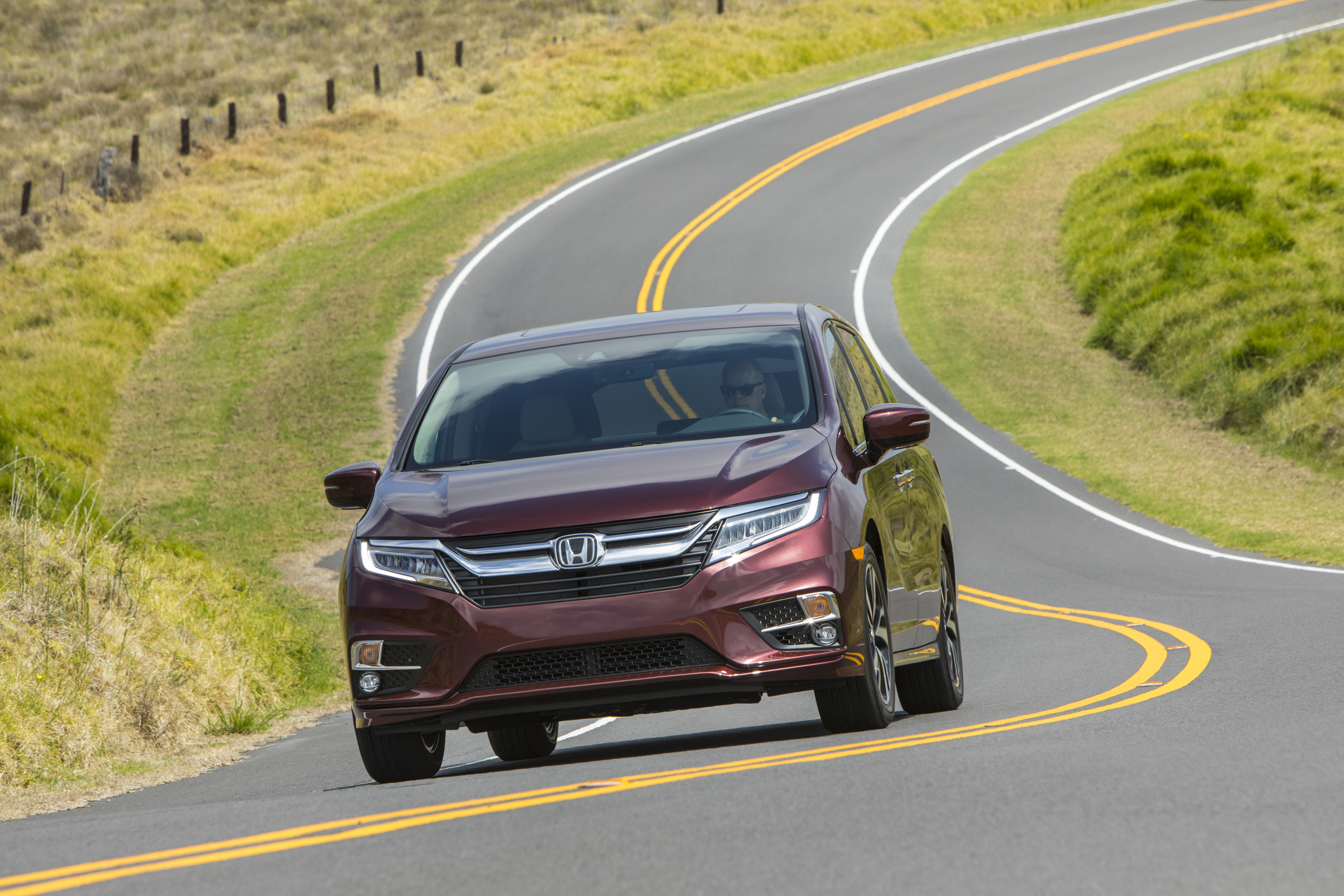 Honda Brings Nothing New To The Odyssey For 2019 Except Higher