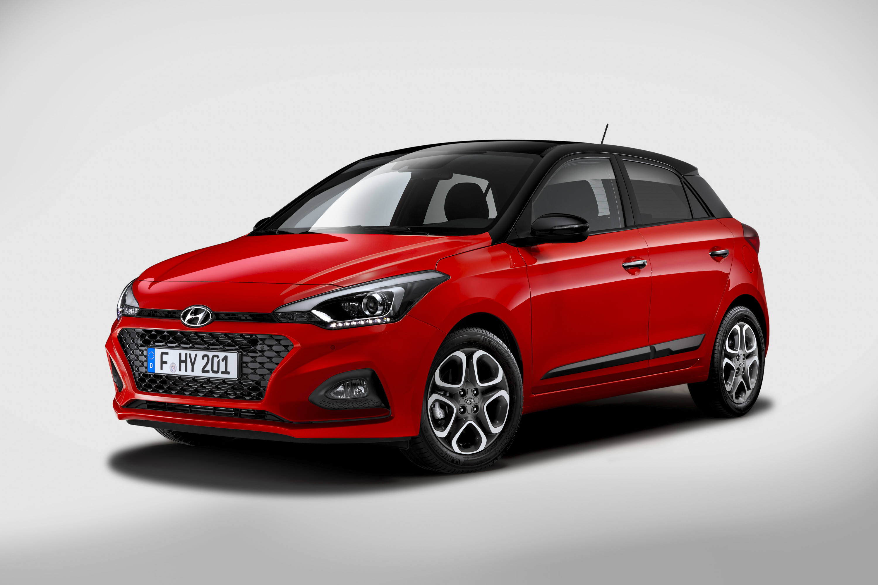 Hyundai I20 Updated With Bold Design And New Tech Including Dual