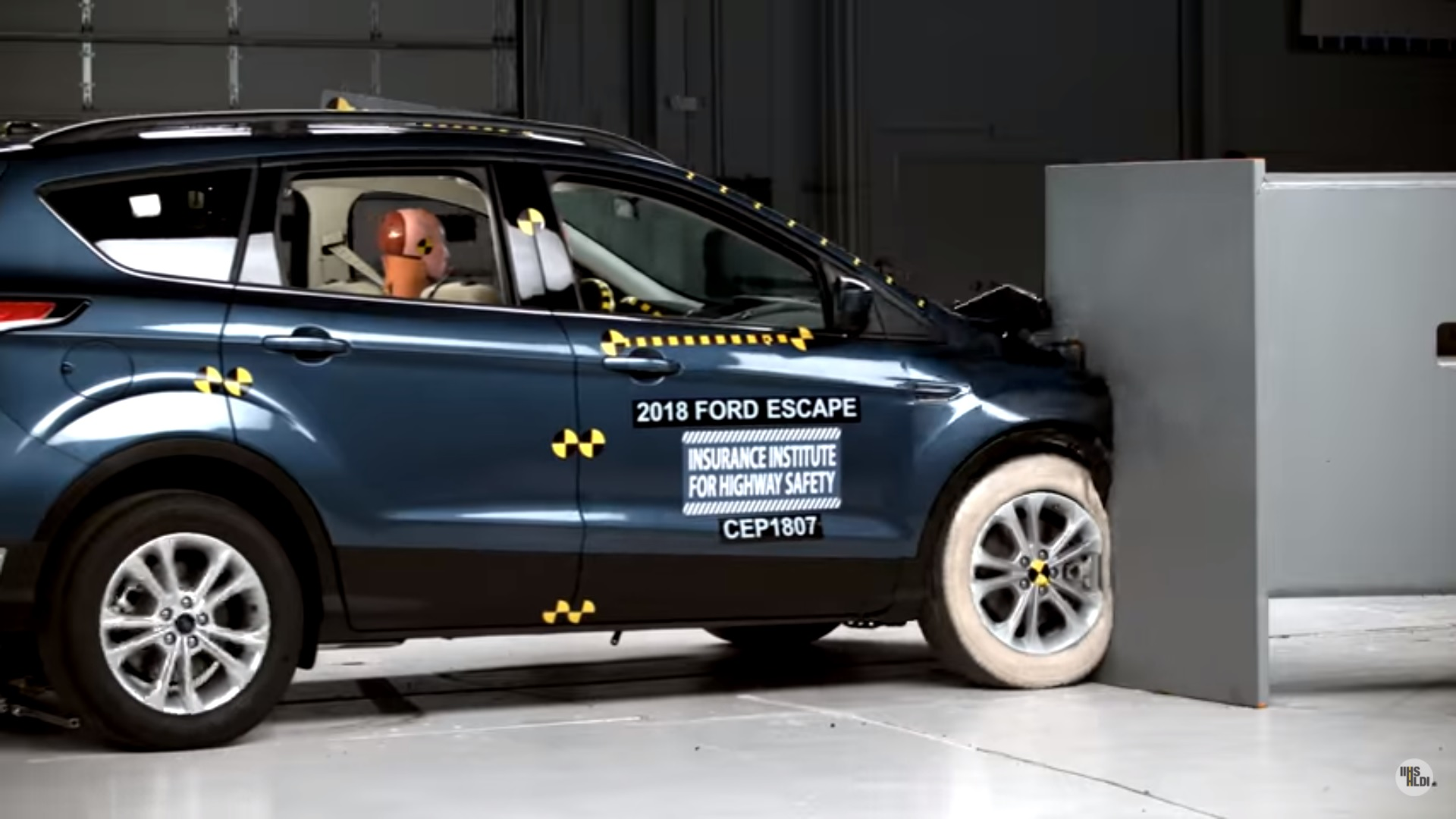 Is The  Ford Escape A Trap Iihs Testing Shows It Might Be If Youre The Passenger Top Speed
