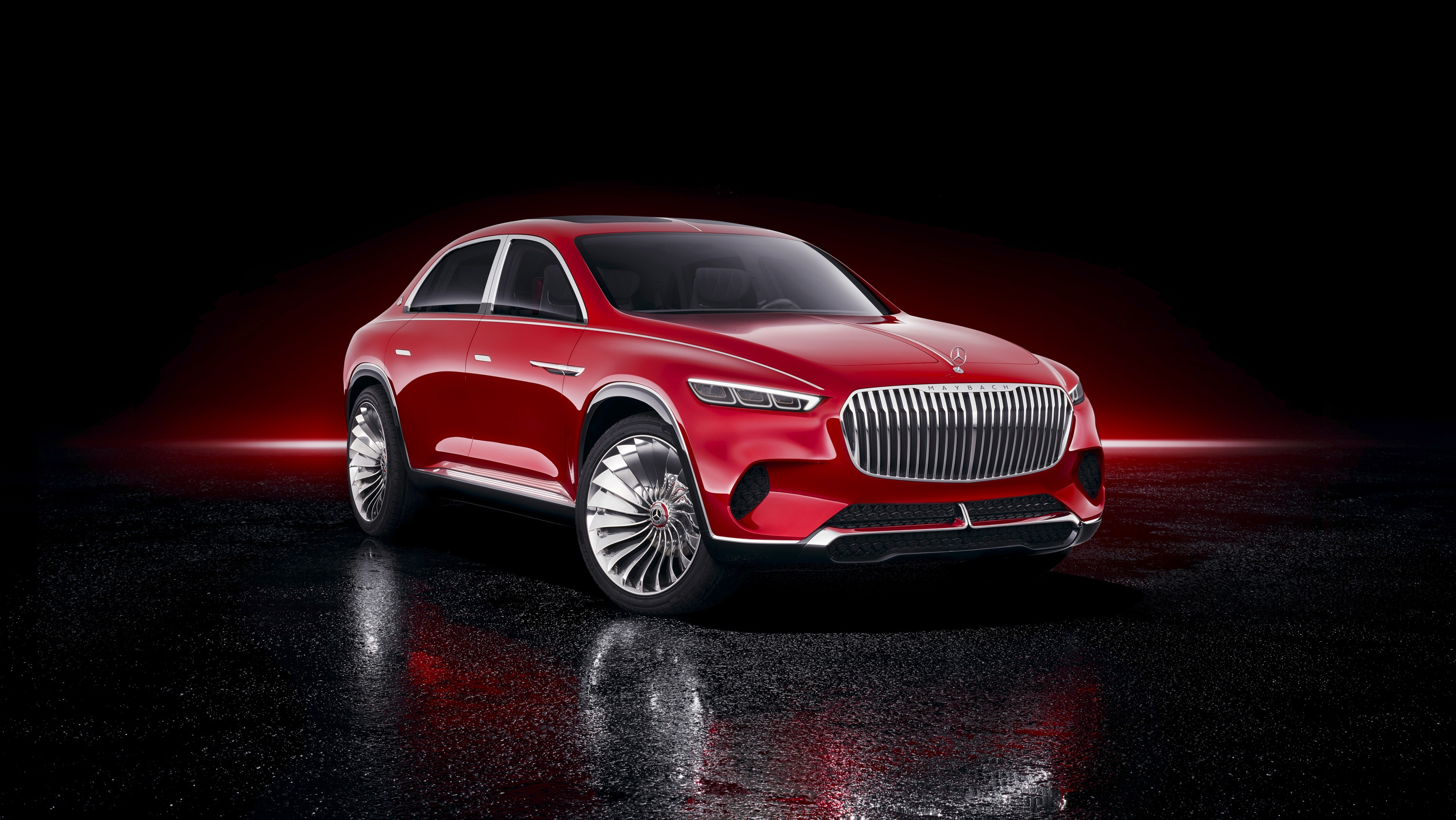mercedes want's maybach to build standalone models but we're