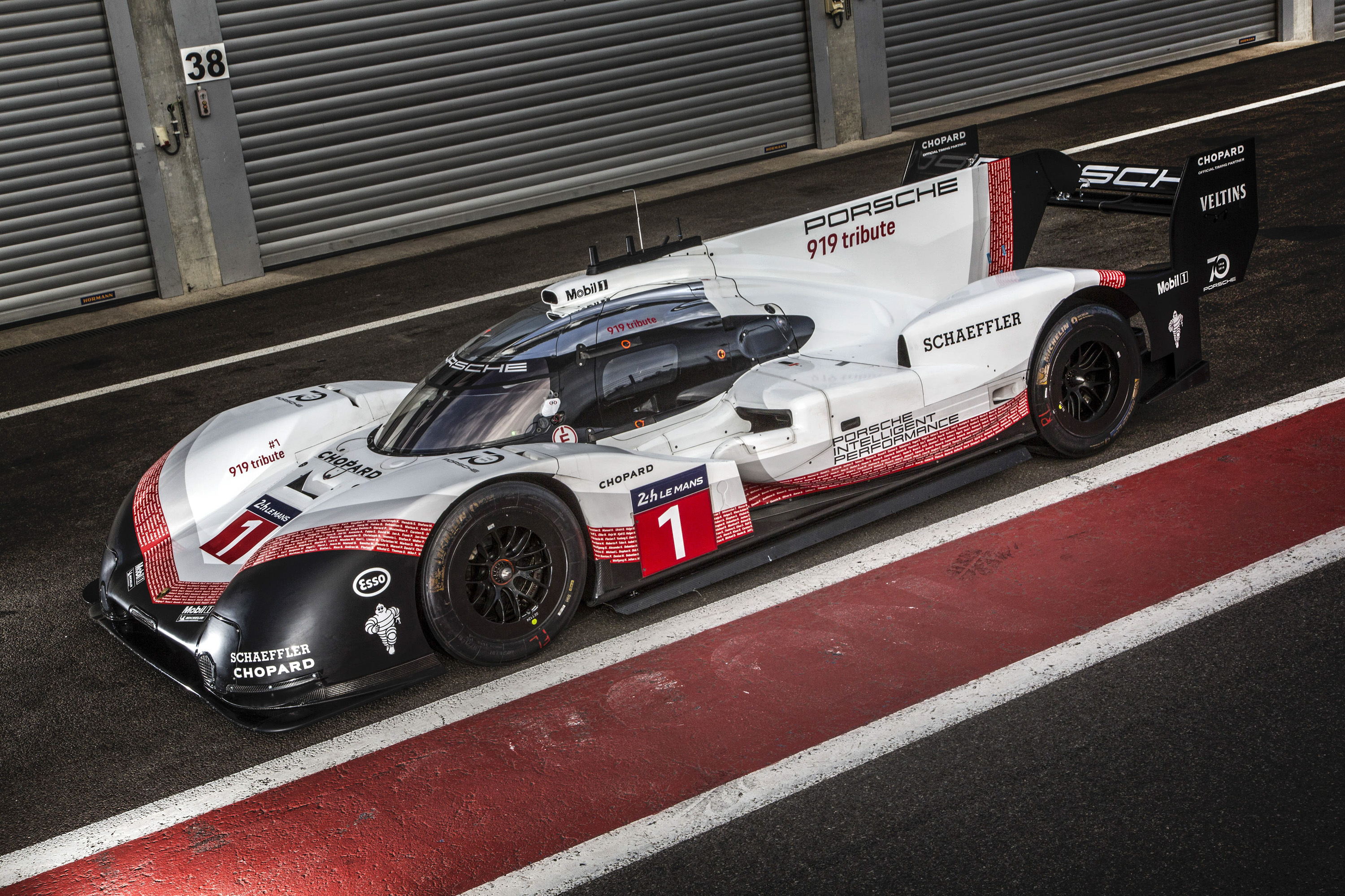Porsche 919 Hybrid Wallops Its Way To Spa Lap Record, Nurburgring Could Be  Next | Top Speed. »