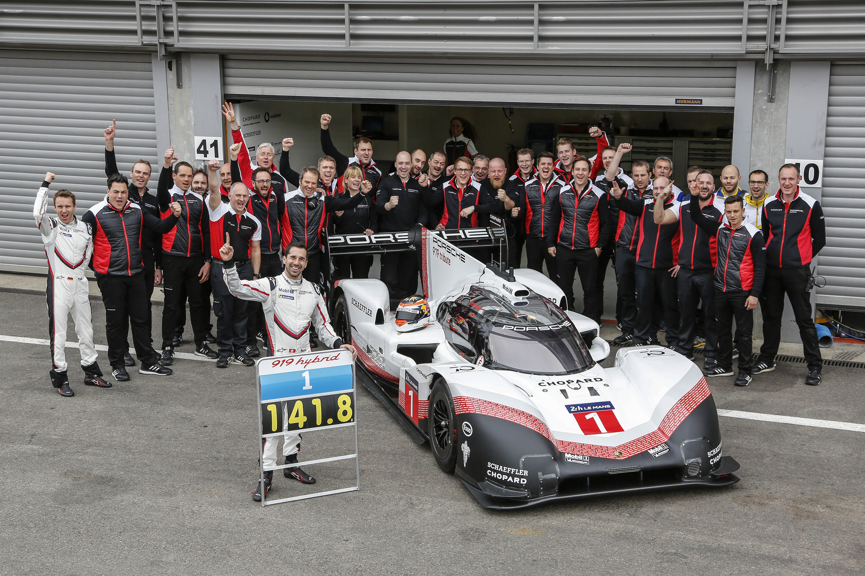 Porsche  Hybrid Wallops Its Way To Spa Lap Record Nurburgring Could Be Next Cars