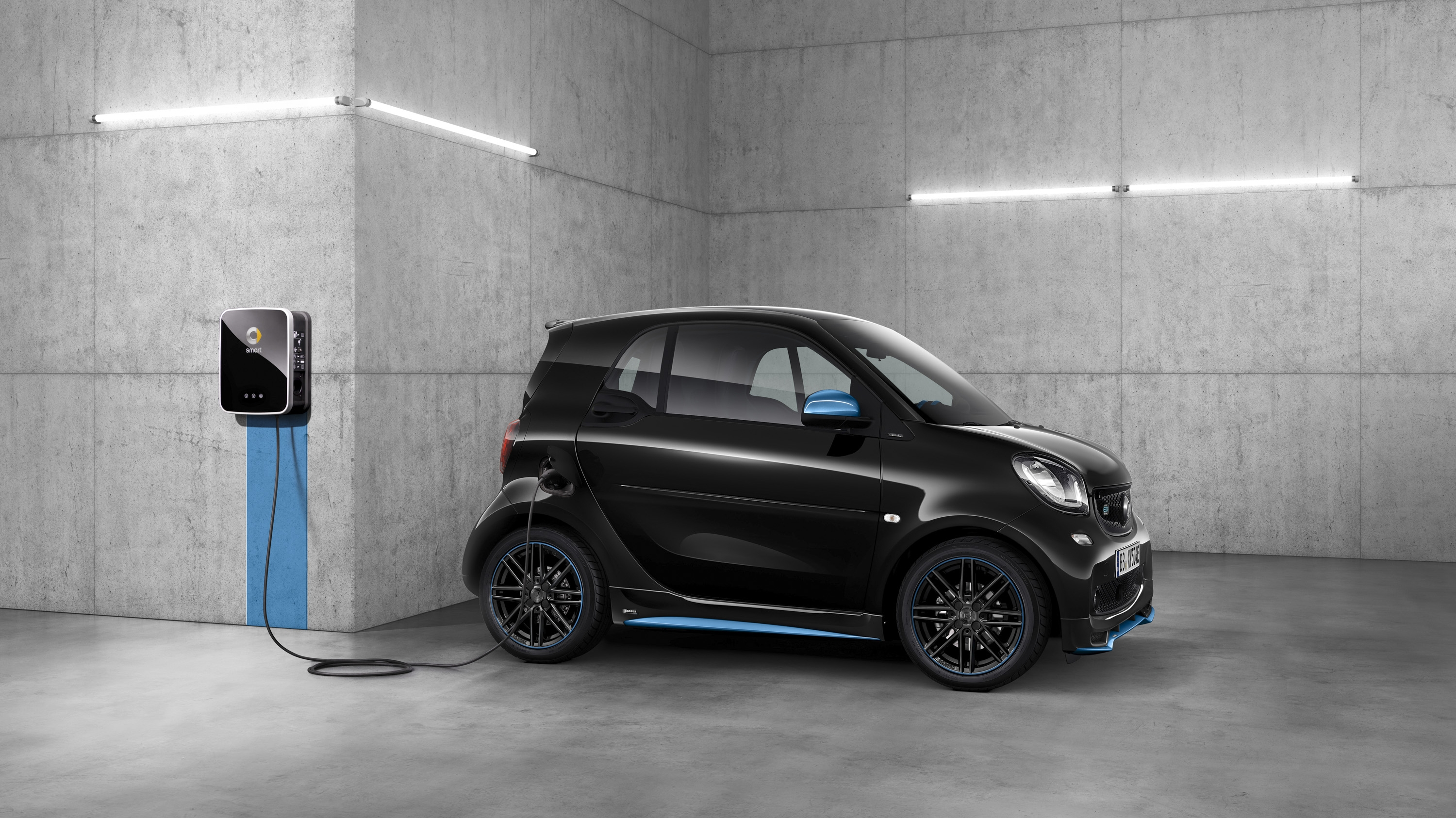 Smart Car To Become Global EV Brand, Taking Over Europe Once North ...