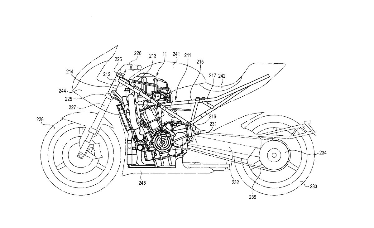 Katana Engine Diagram Suzukis New Recursion To Be Supercharged Top Speed