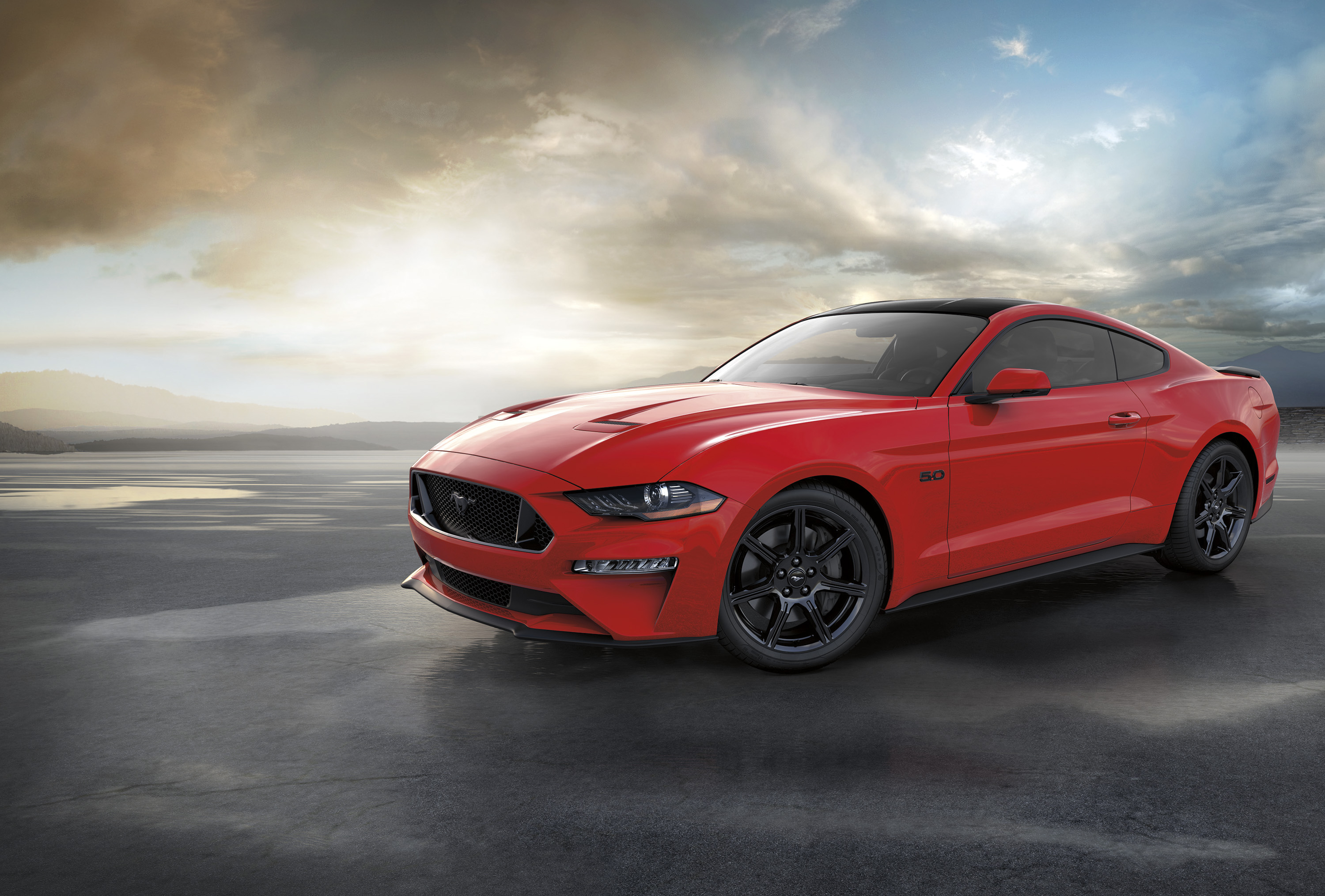 Thanks To The Success Of The Ecoboost Mustang The 2020 Ford Mustang