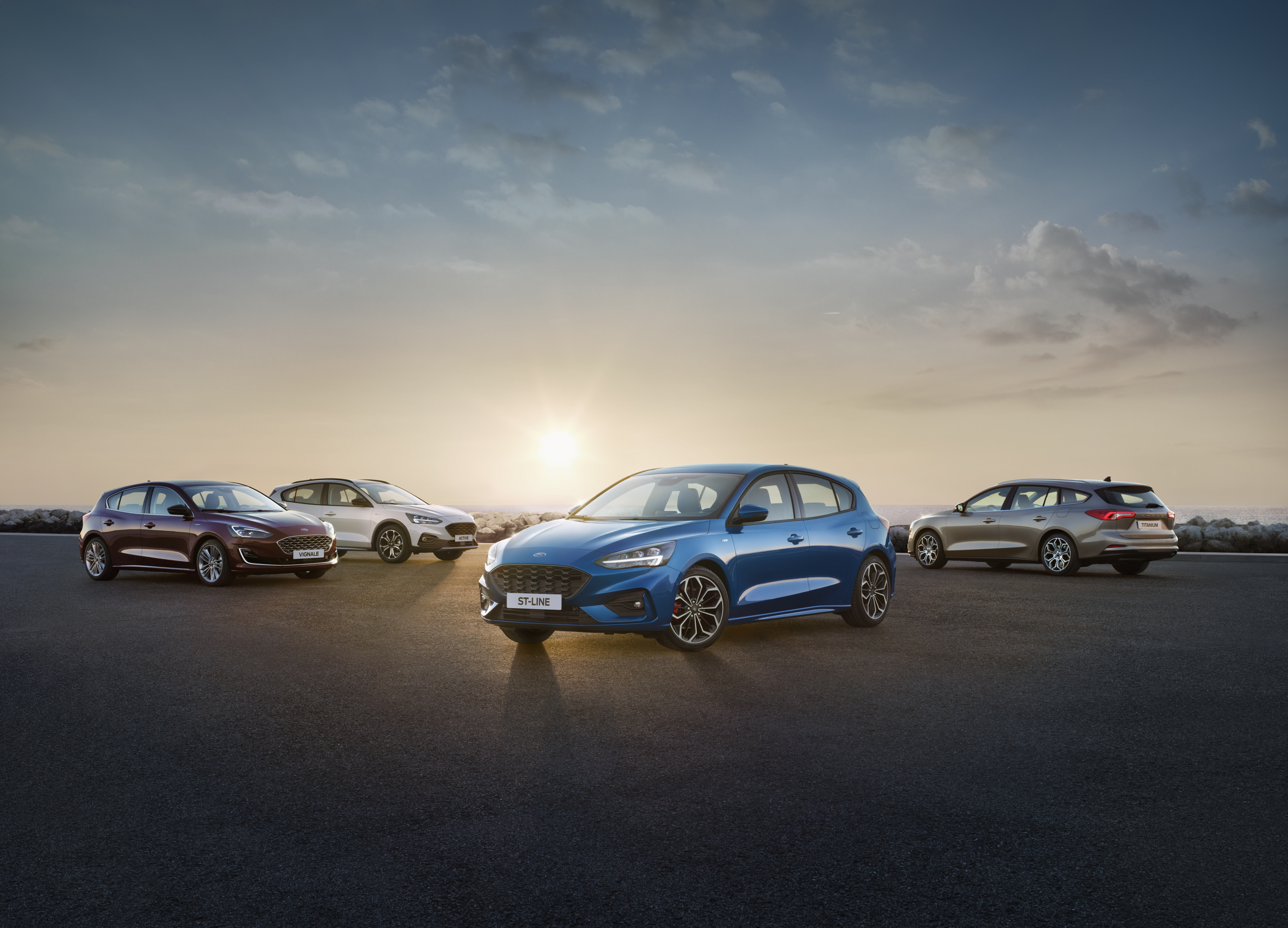 Wallpaper Of The Day 2019 Ford Focus Top Speed