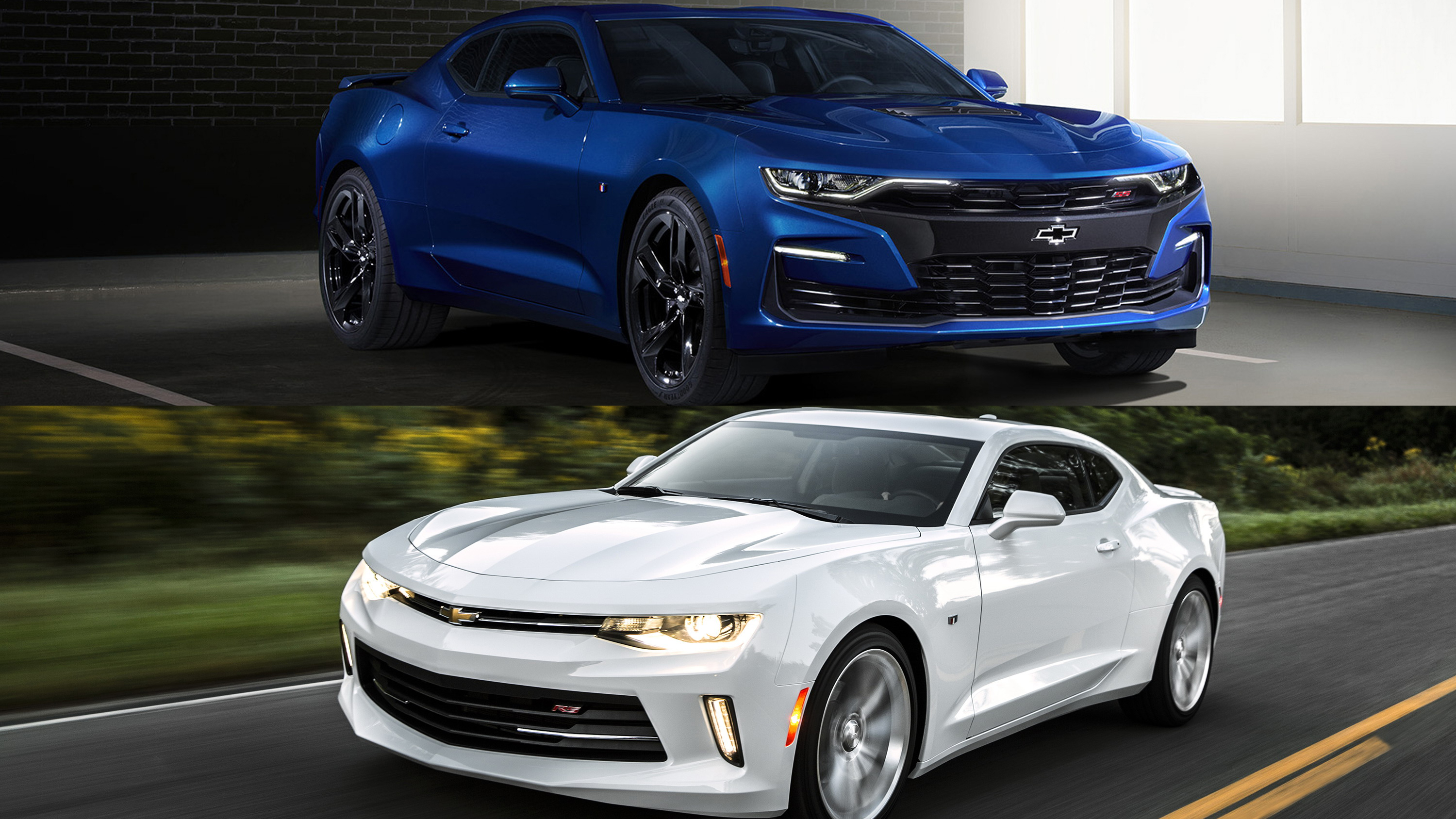 Hellcat 2018 Chevy Camaro >> Visual Comparison: 2018 Chevy Camaro Vs 2019 Chevy Camaro | Top Speed