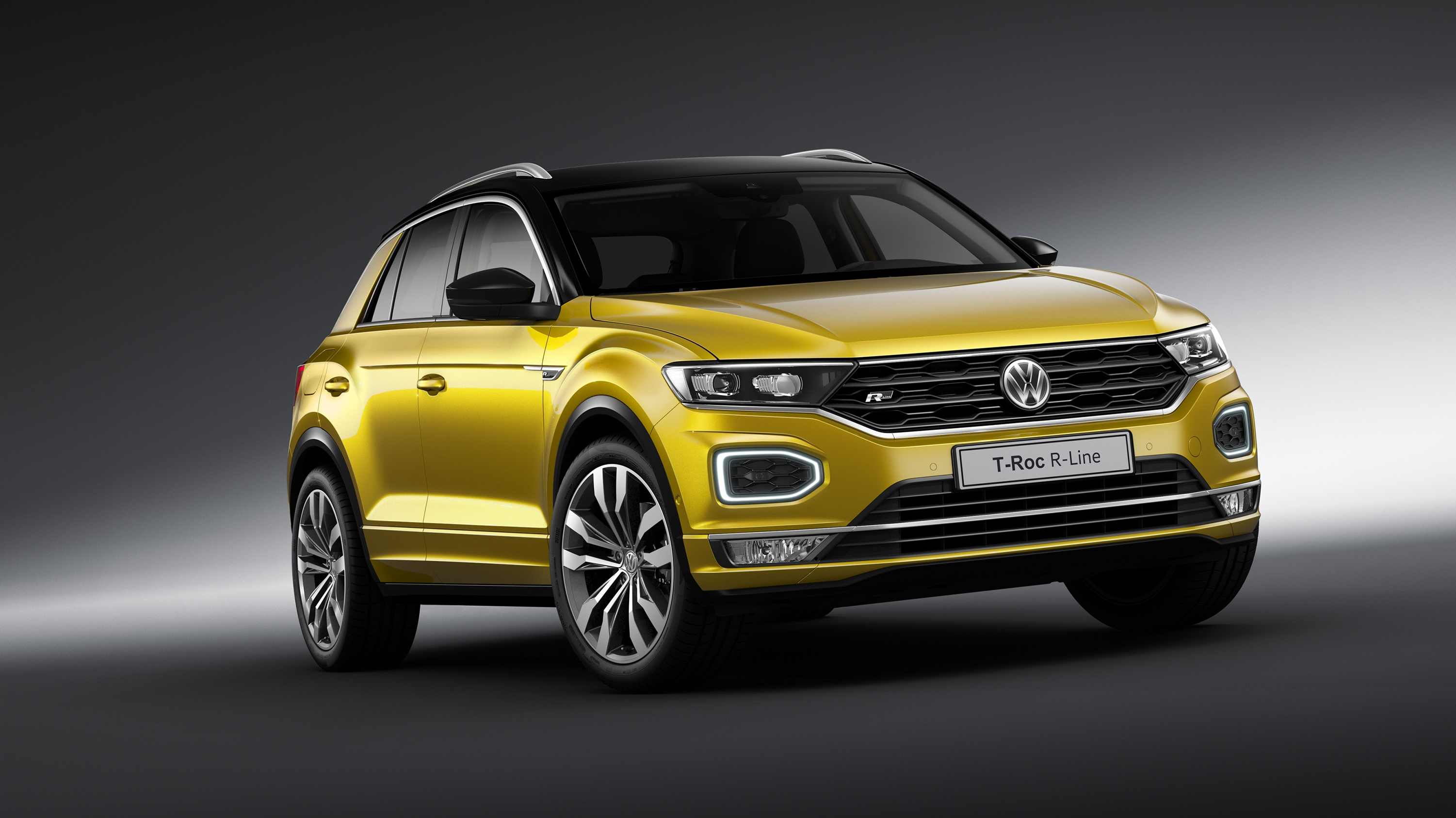 2018 volkswagen t roc r line top speed. Black Bedroom Furniture Sets. Home Design Ideas