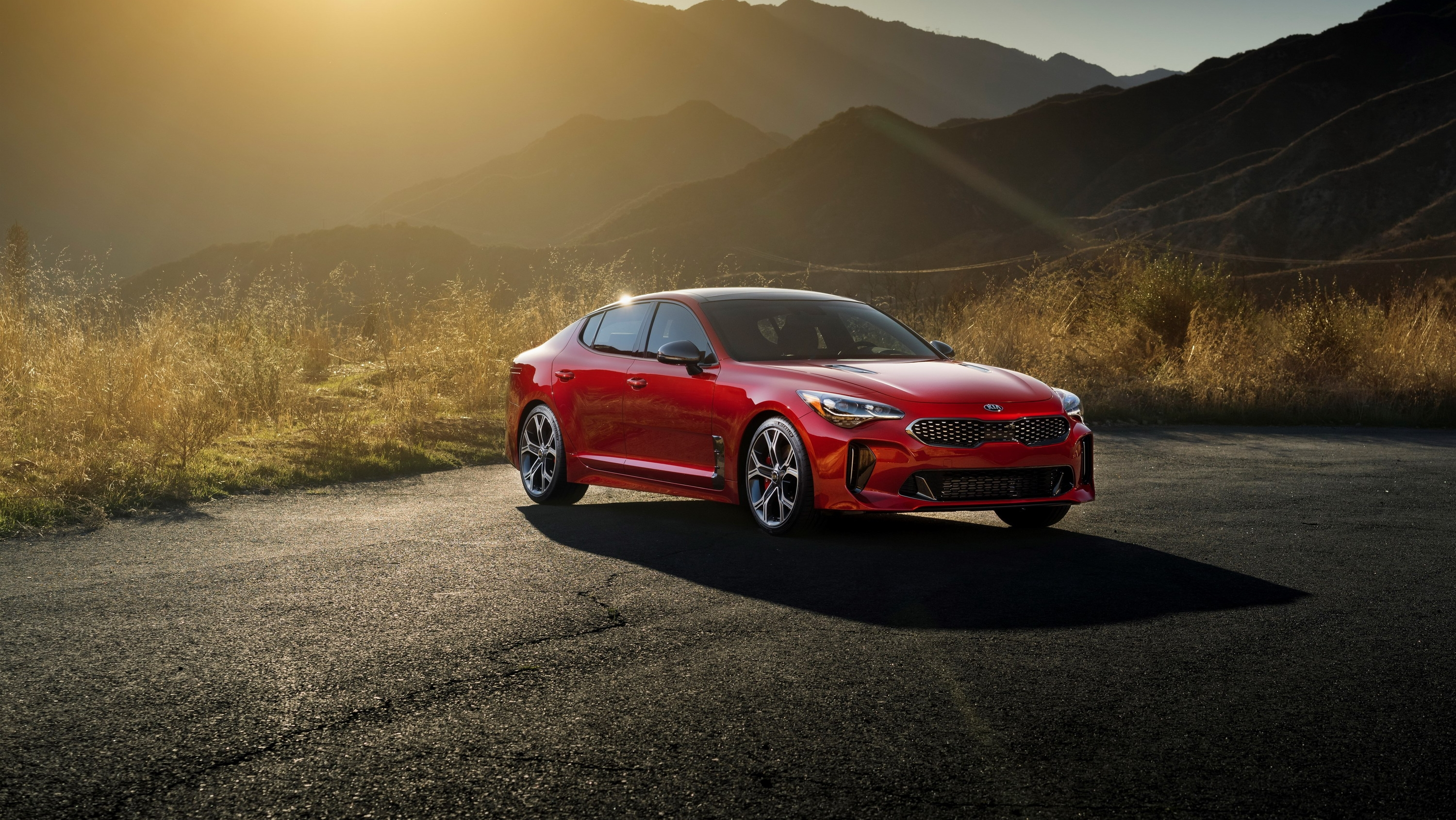 Wallpaper Of The Day 2018 Kia Stinger Pictures Photos Wallpapers