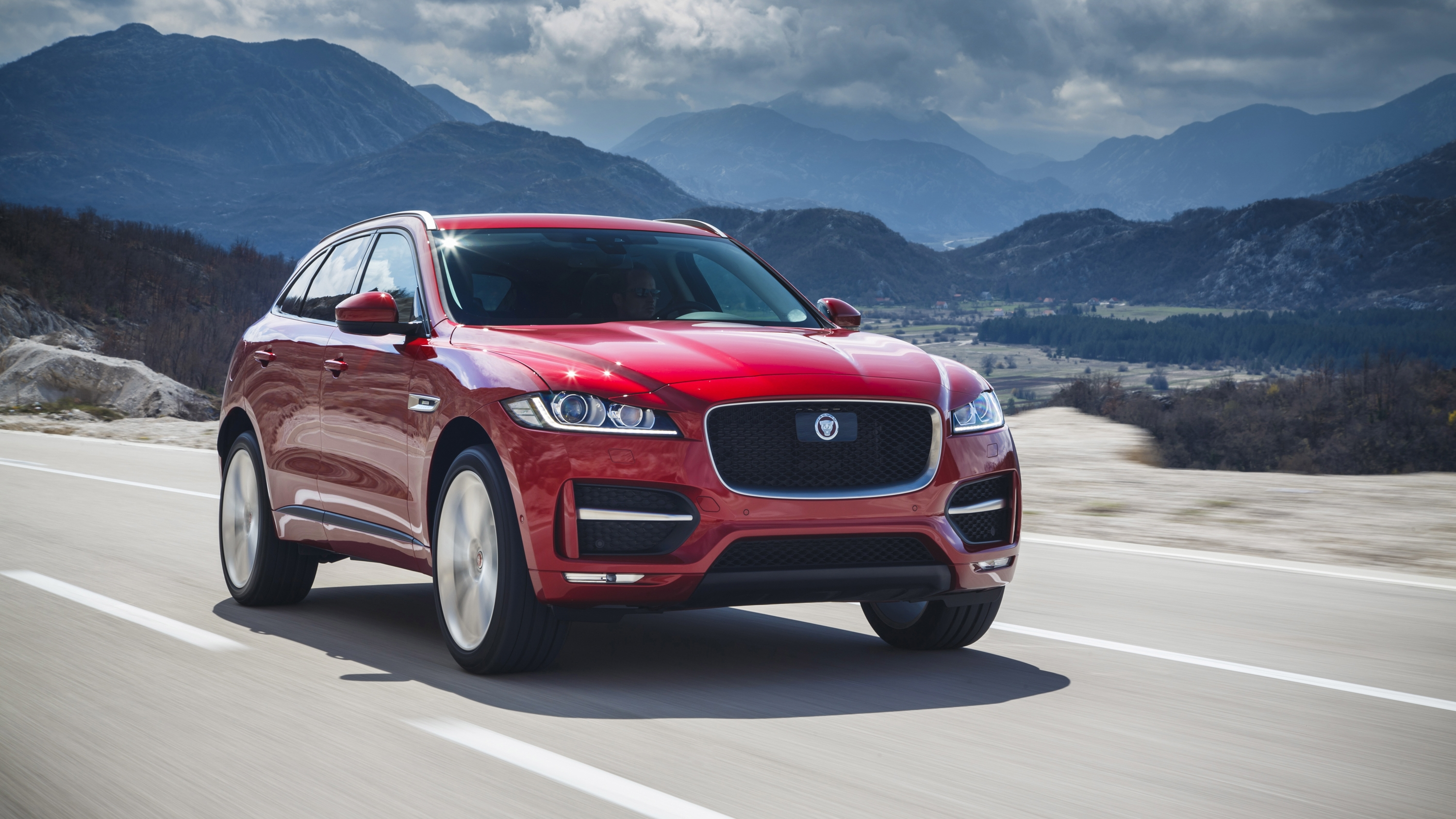 Jaguar F Pace Reviews Specs Prices s And Videos