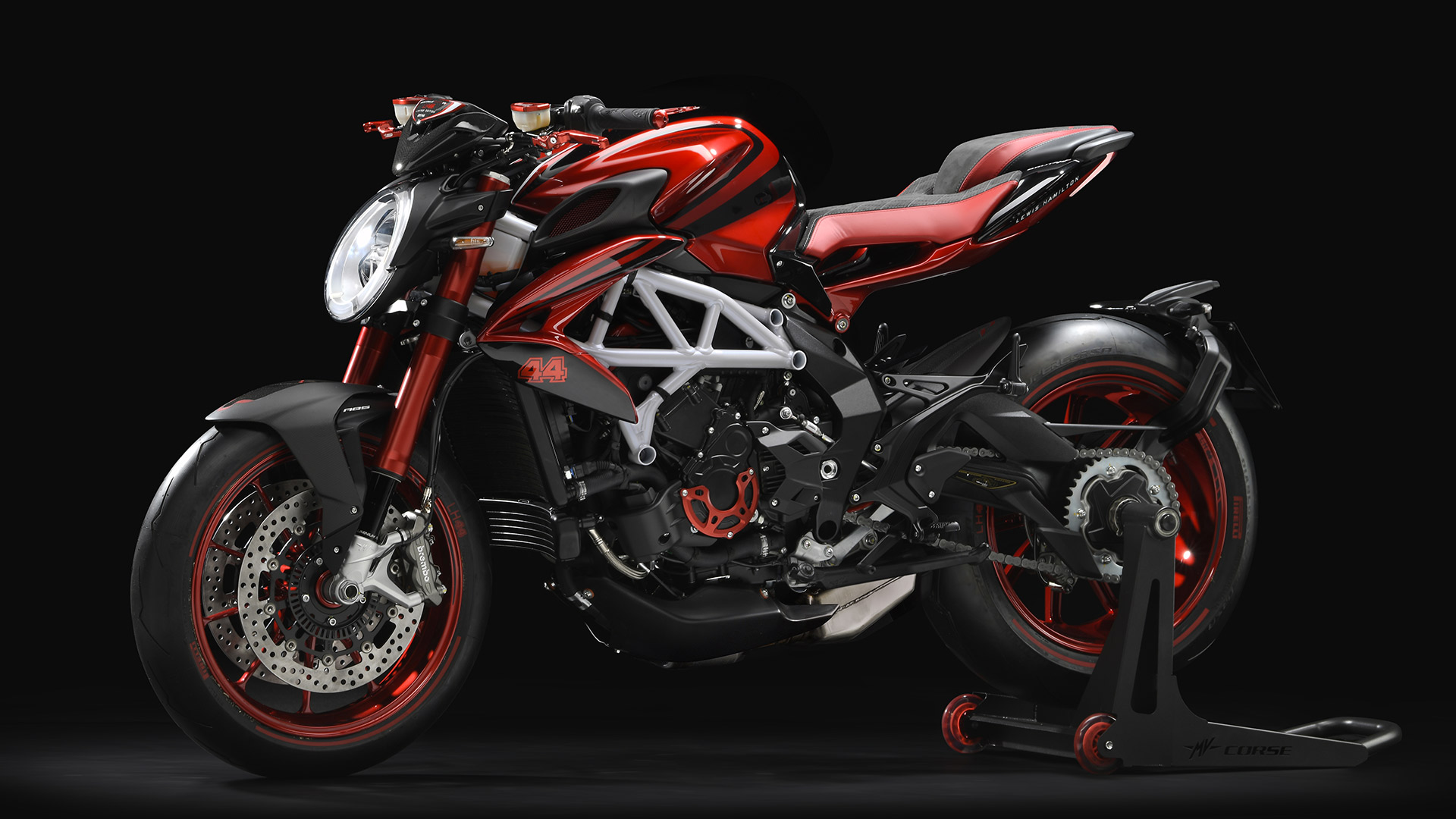 2018 mv agusta brutale 800 rr lh44 pictures, photos, wallpapers
