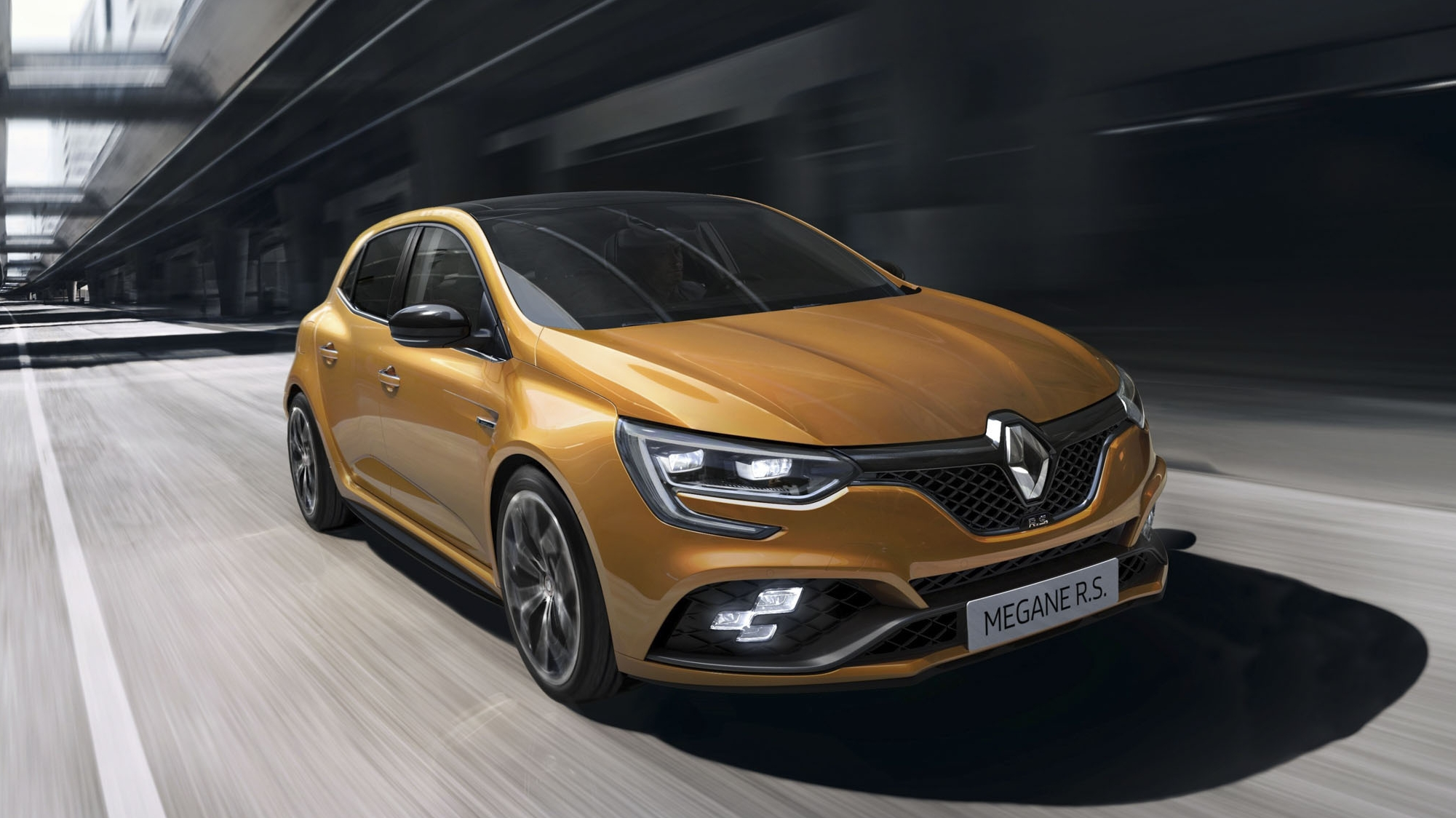 2018 Renault Megane R S Trophy Top Speed