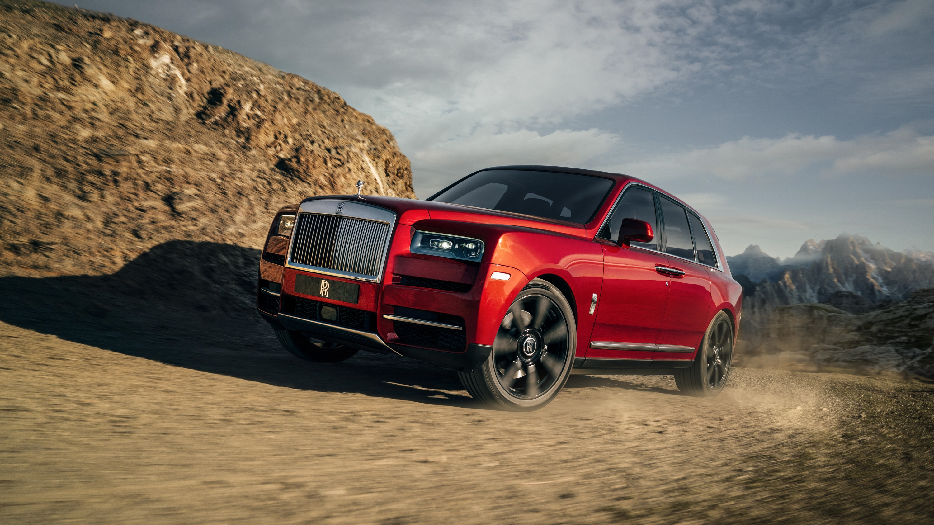 2018 Rolls Royce Cullinan Pictures Photos Wallpapers Top Speed