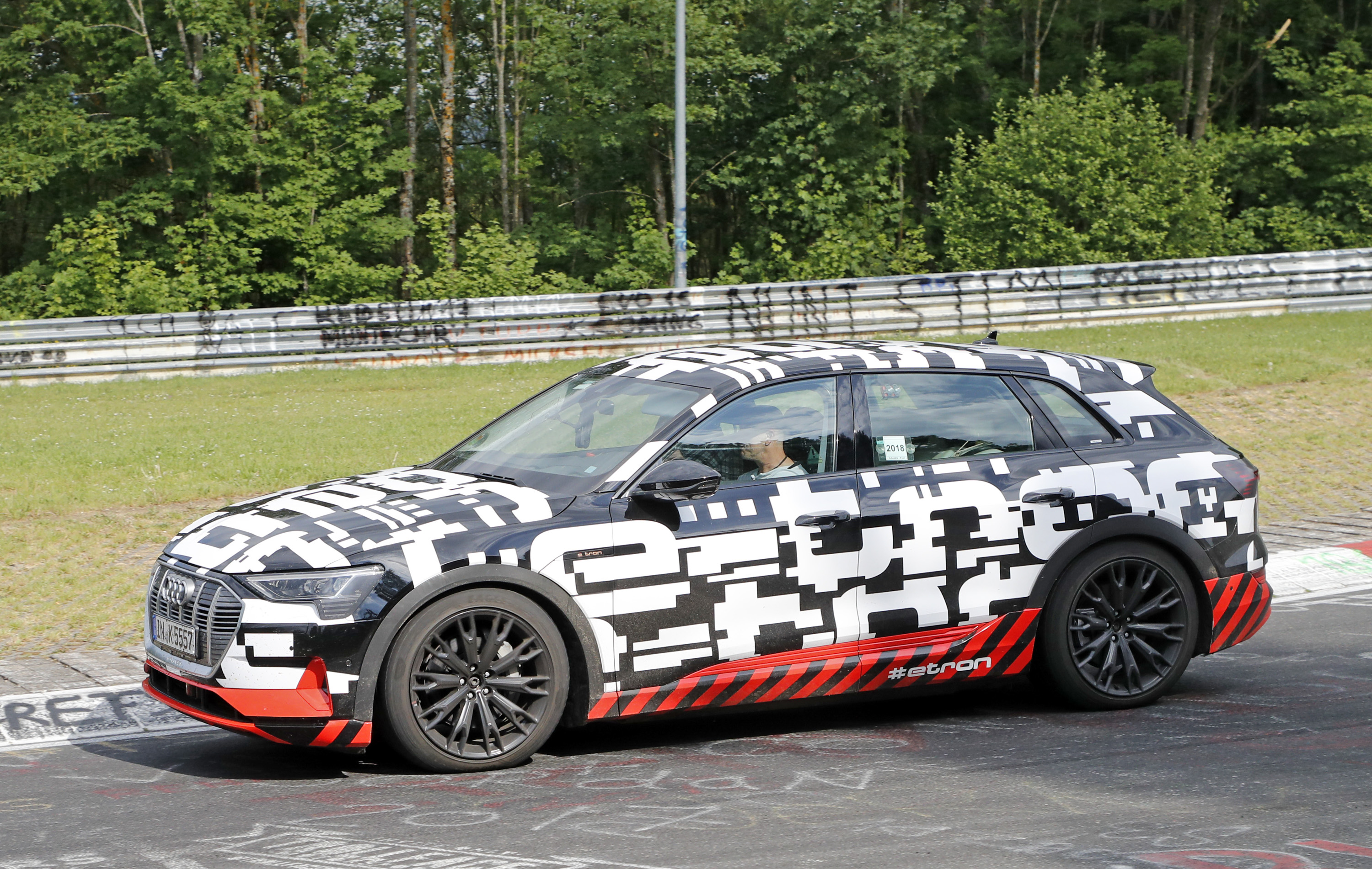 Audi ETron Has The Most Amazing Energy Recuperation System In The - Audi etron