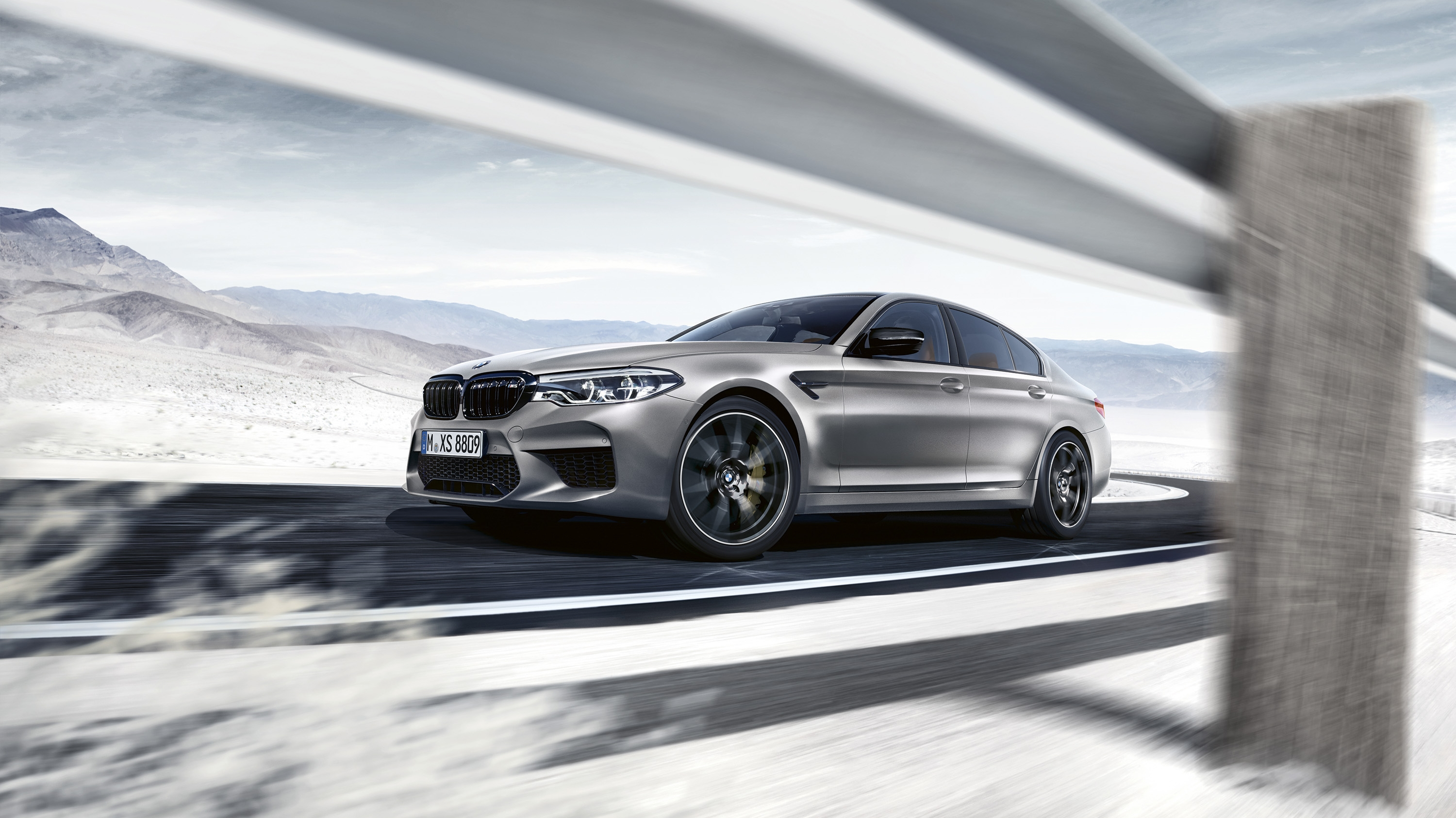 2019 Bmw M5 Competition Package Pictures Photos Wallpapers