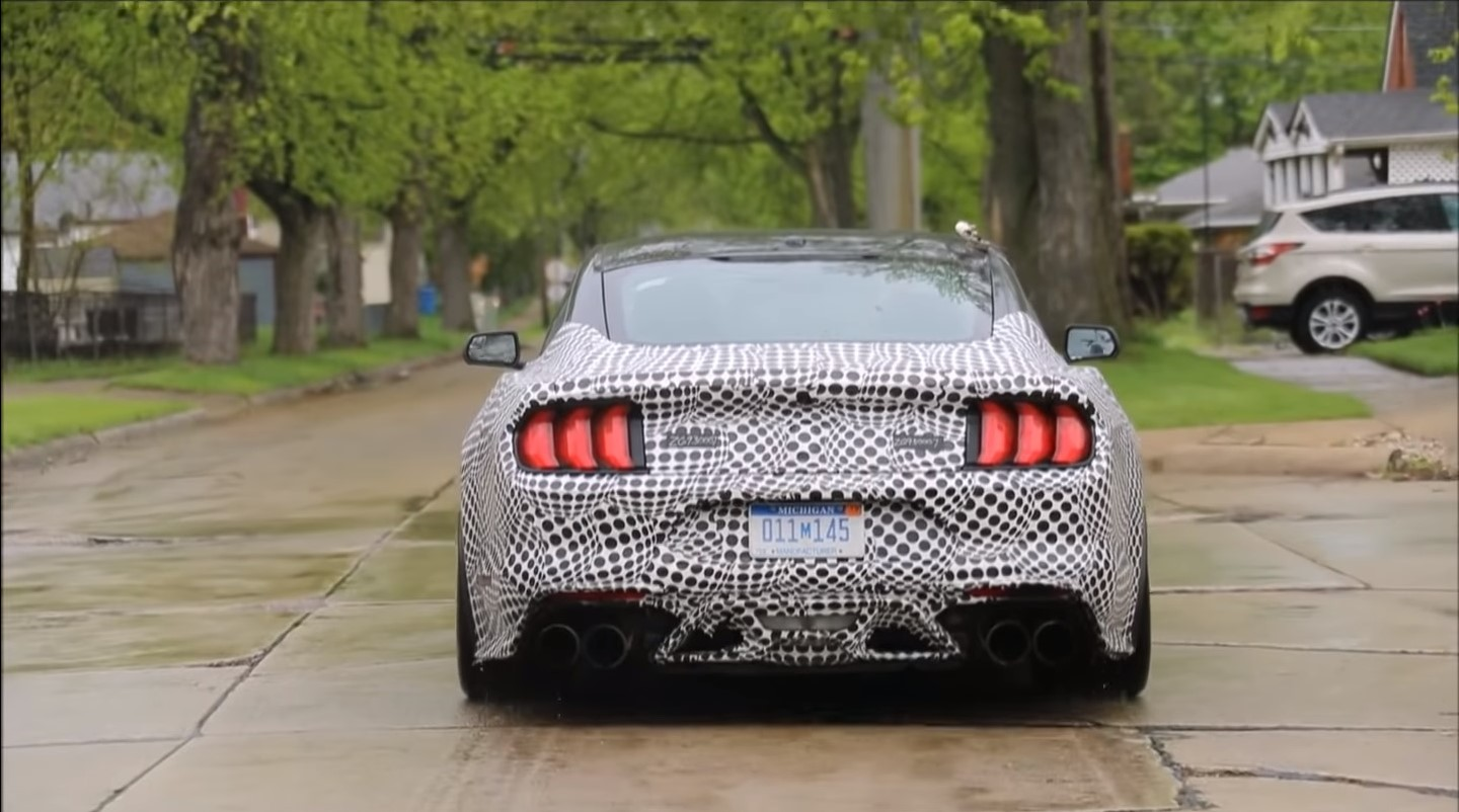2020 ford mustang shelby gt500 to get dual clutch transmission top speed