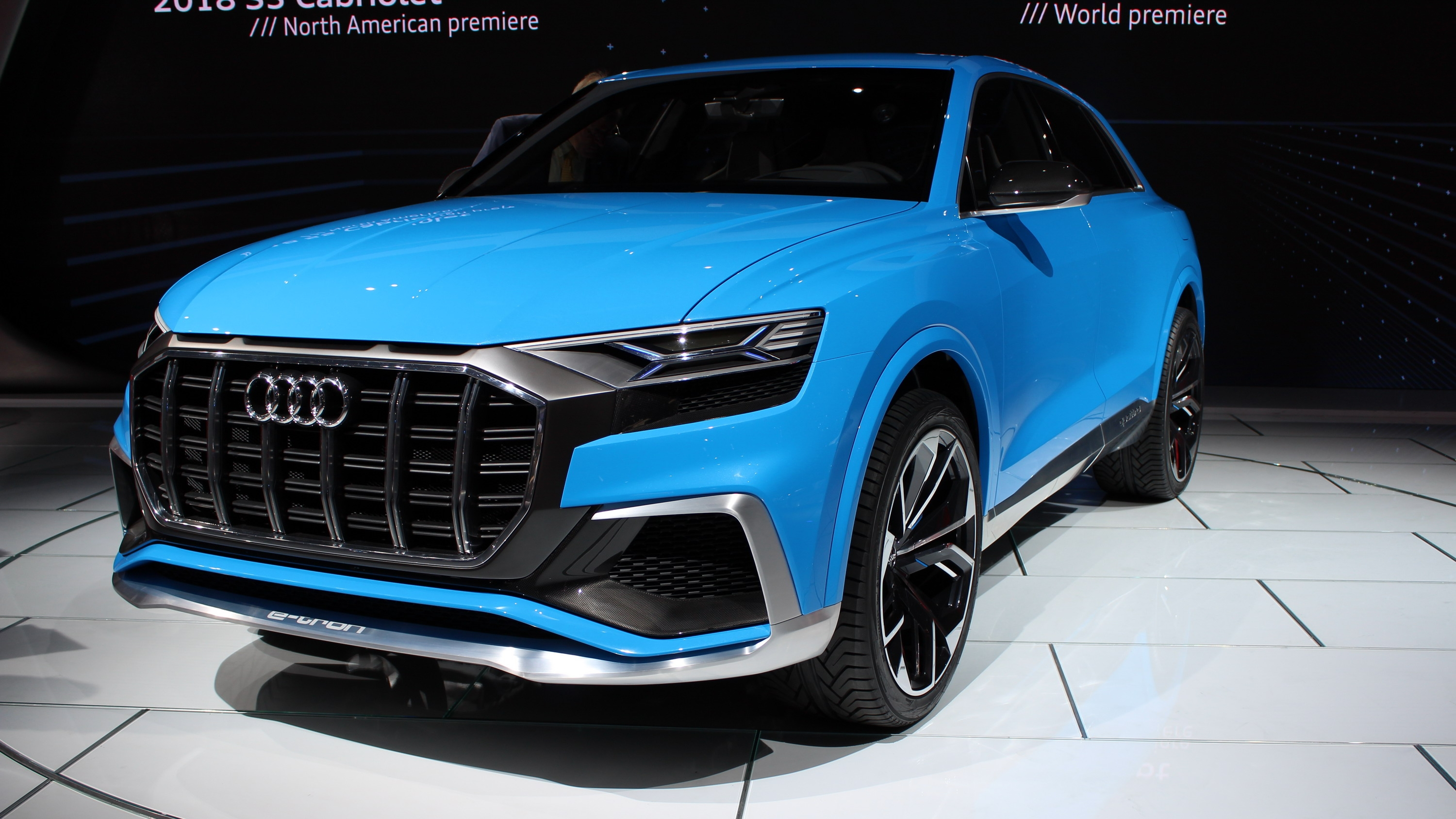 Bmw North America >> Audi Joins BMW And Mercedes By Skipping The Detroit Auto ...