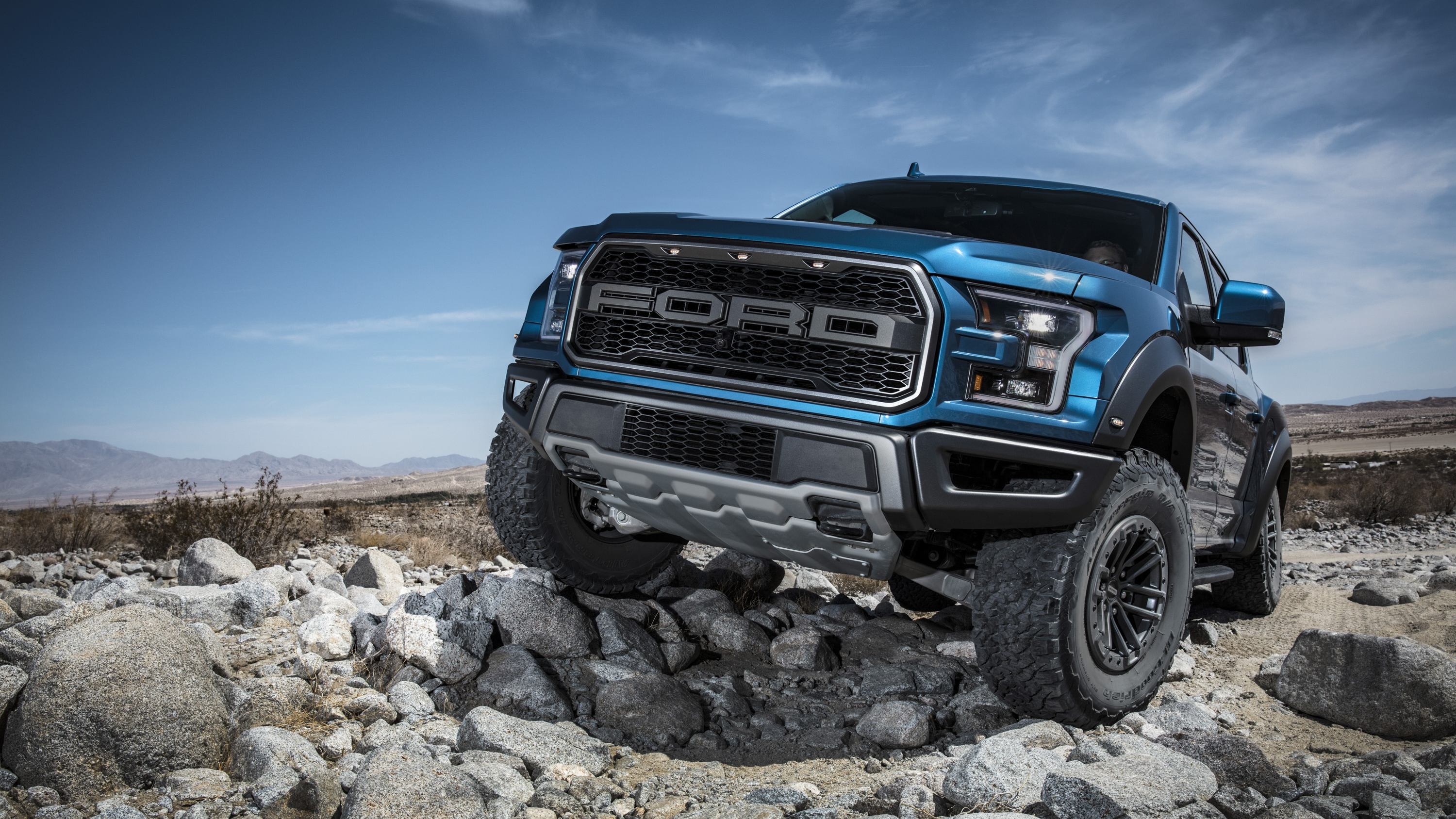 Ford F Raptor Go