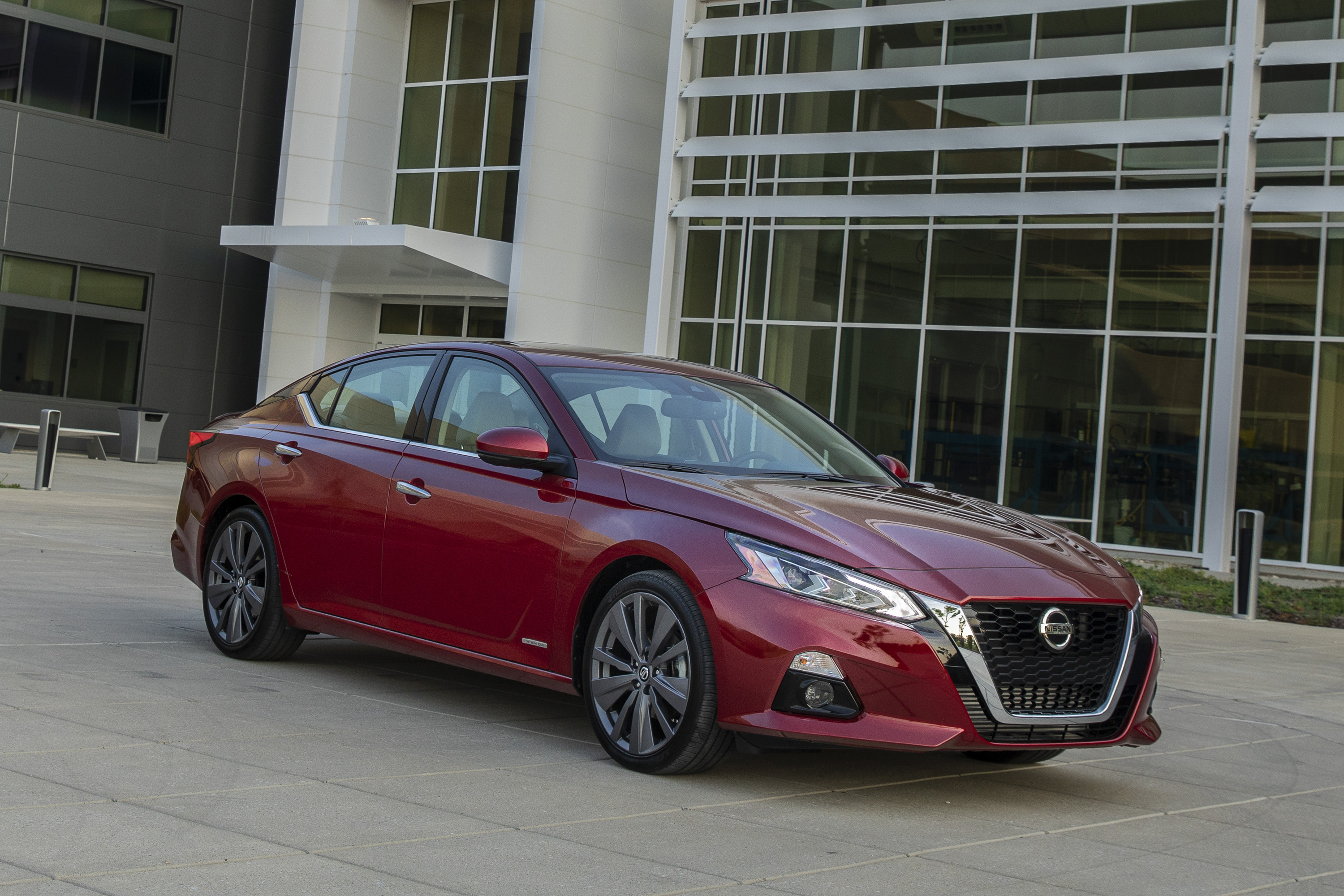 2019 Nissan Altima Edition One Top Speed 2001 Speaker Size