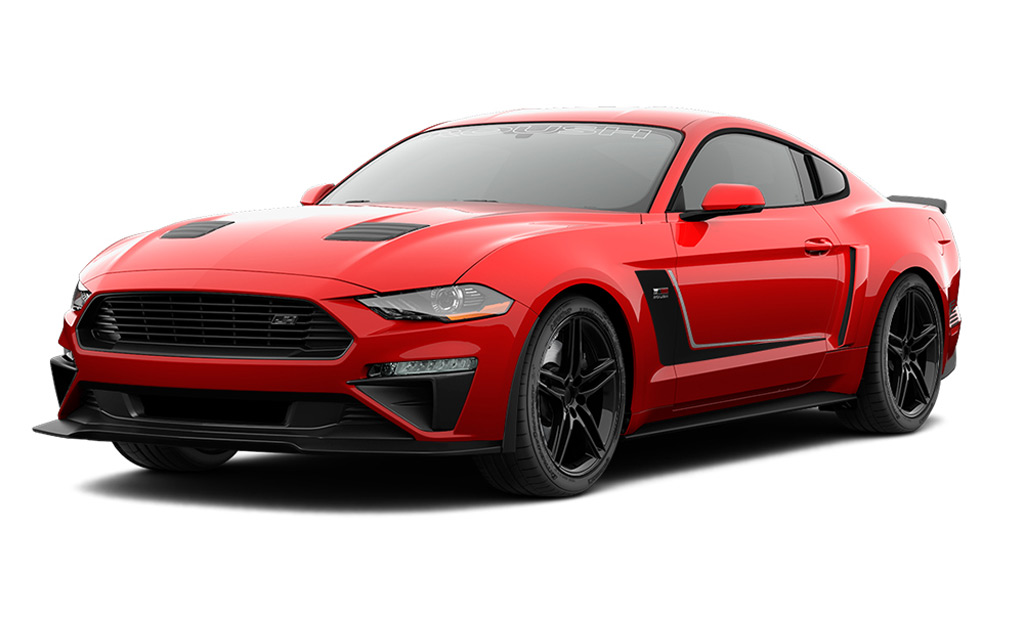 2018 Roush JackHammer Mustang | Top Speed