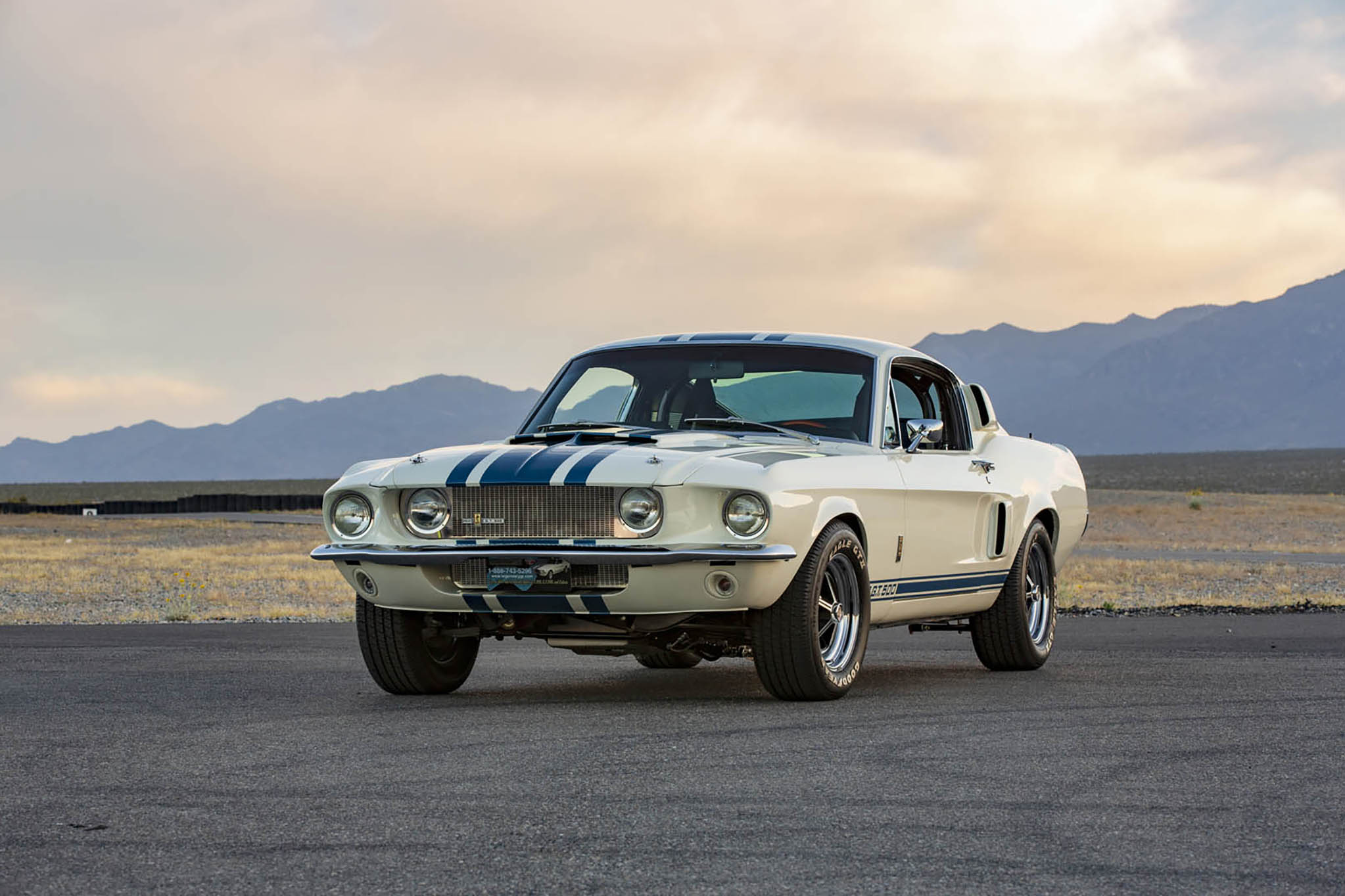 Shelby To Produce Limited Continuation Of The 1967 Shelby
