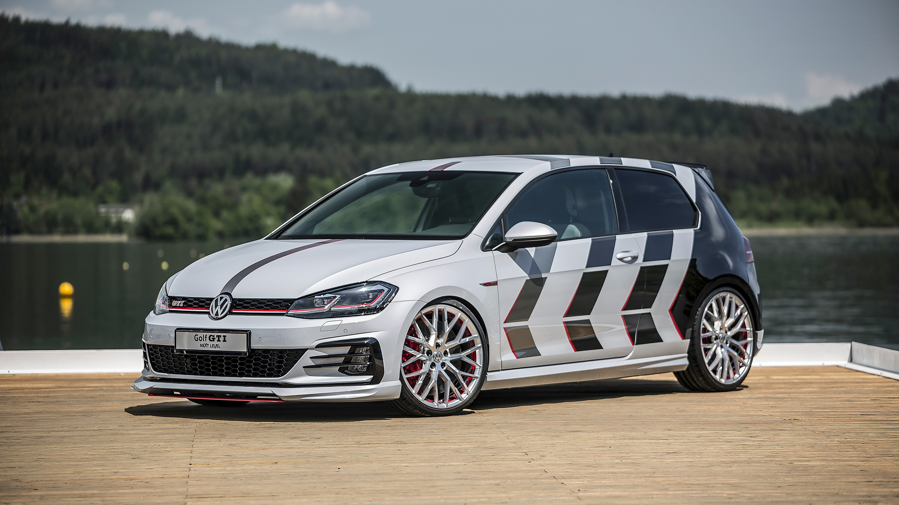 2018 Volkswagen Golf GTI Next Level Pictures, Photos, Wallpapers.