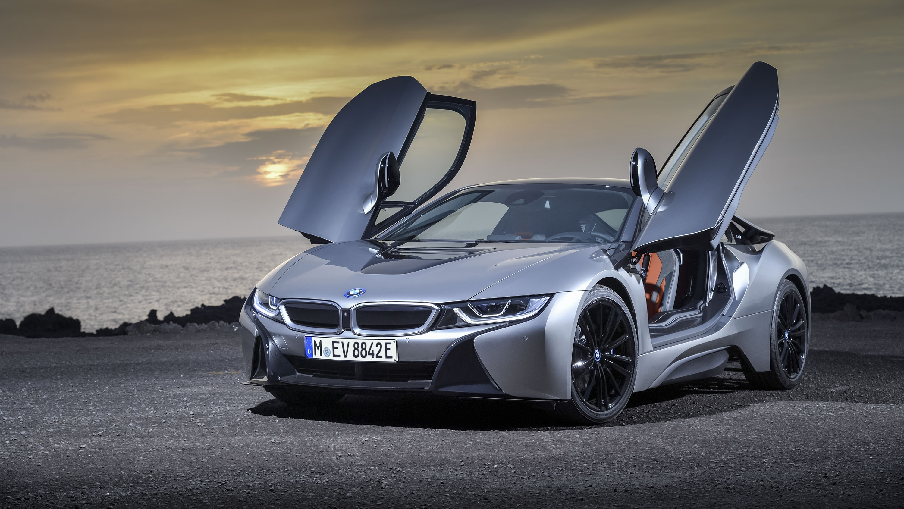 wallpaper of the day: 2019 bmw i8 pictures, photos, wallpapers
