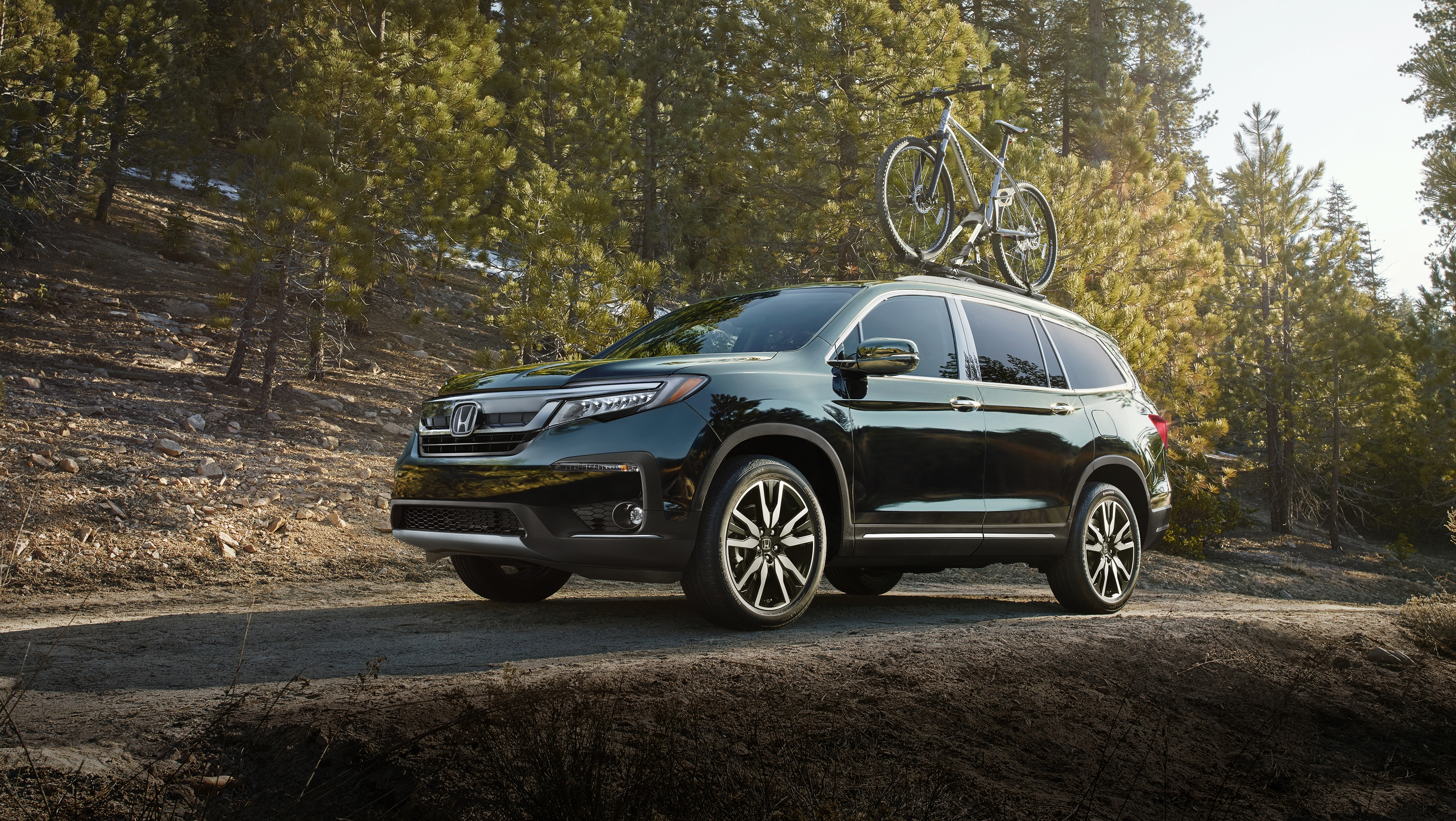 2016 - 2019 Honda Pilot | Top Speed. »