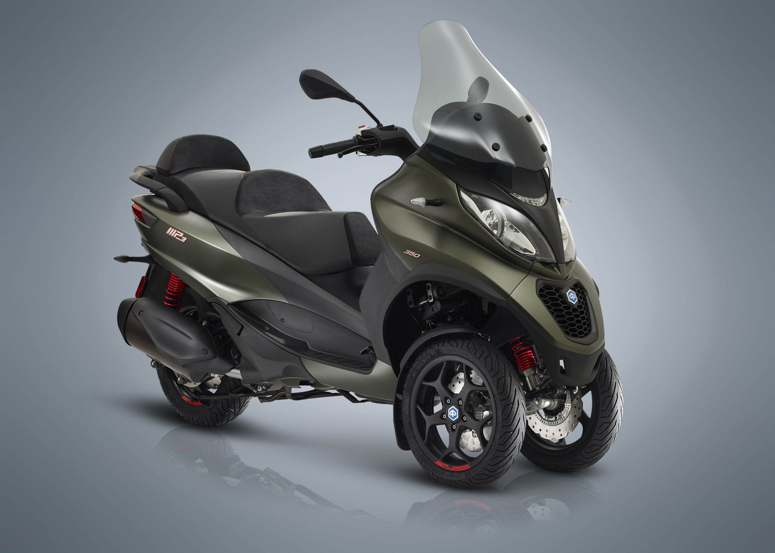 2018 Piaggio MP3 350 | Top Speed