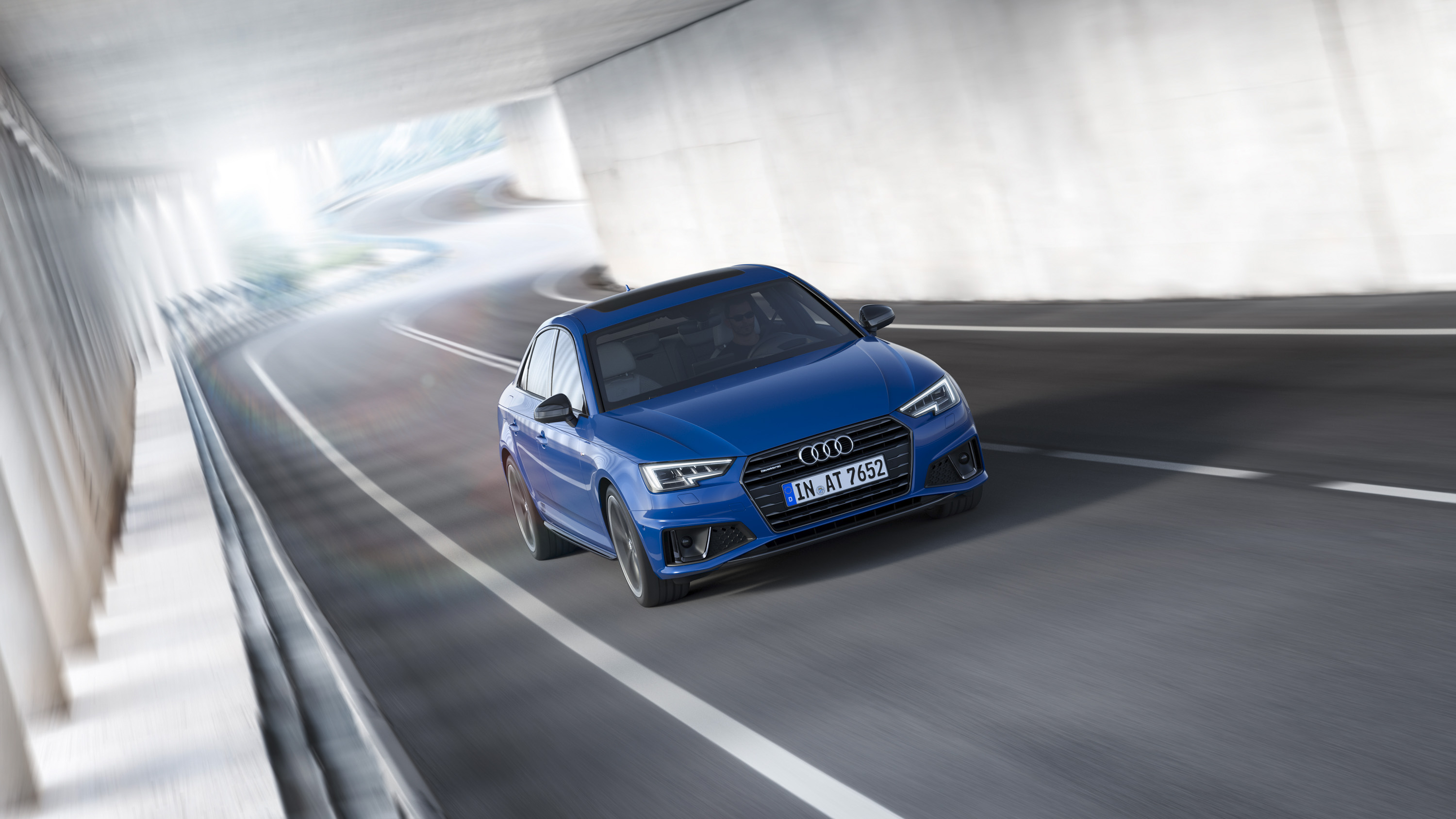 The S Line Competition Package Gives The Refreshed Audi A4 Some