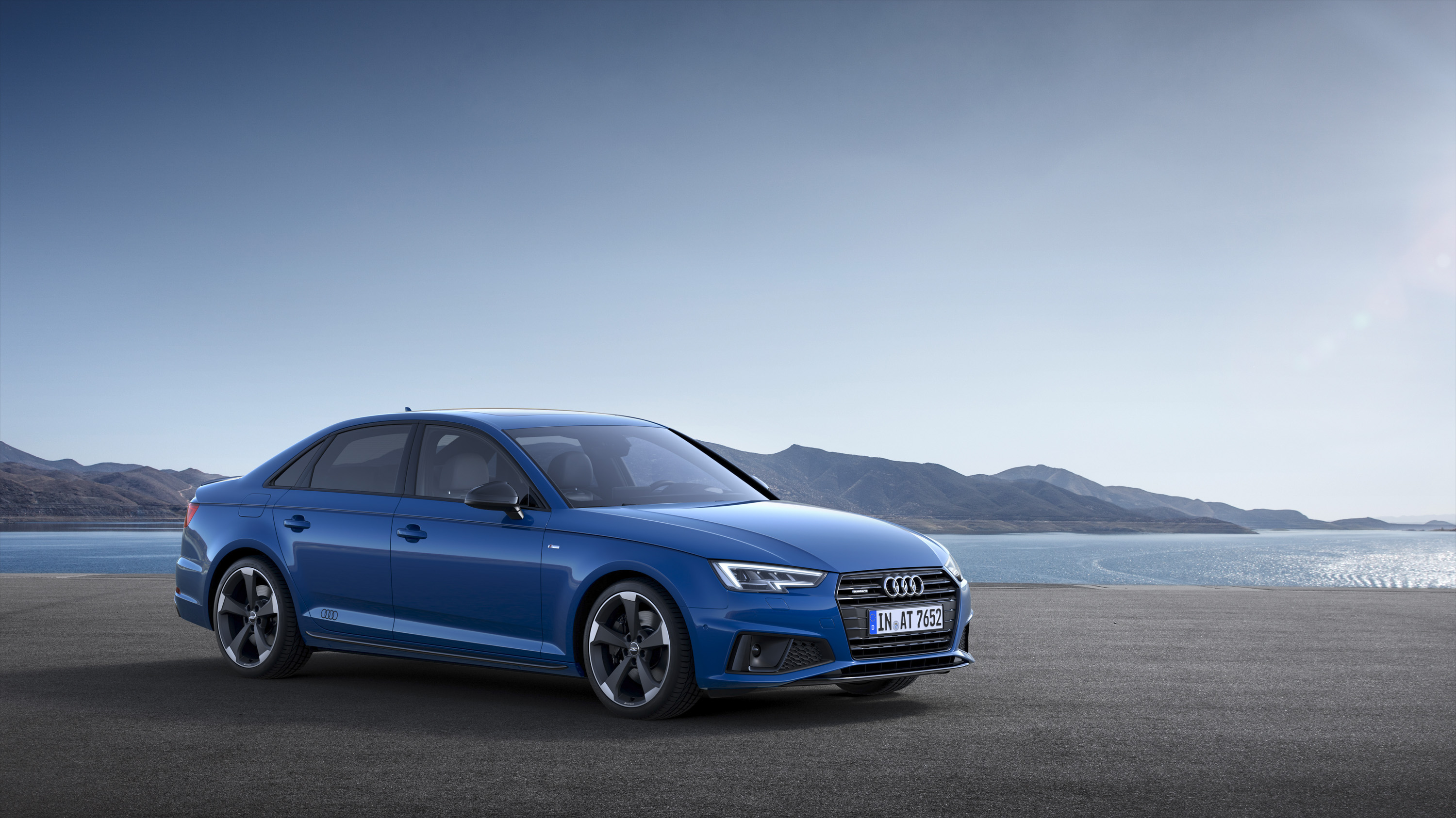The S-Line Competition Package Gives The Refreshed Audi A4