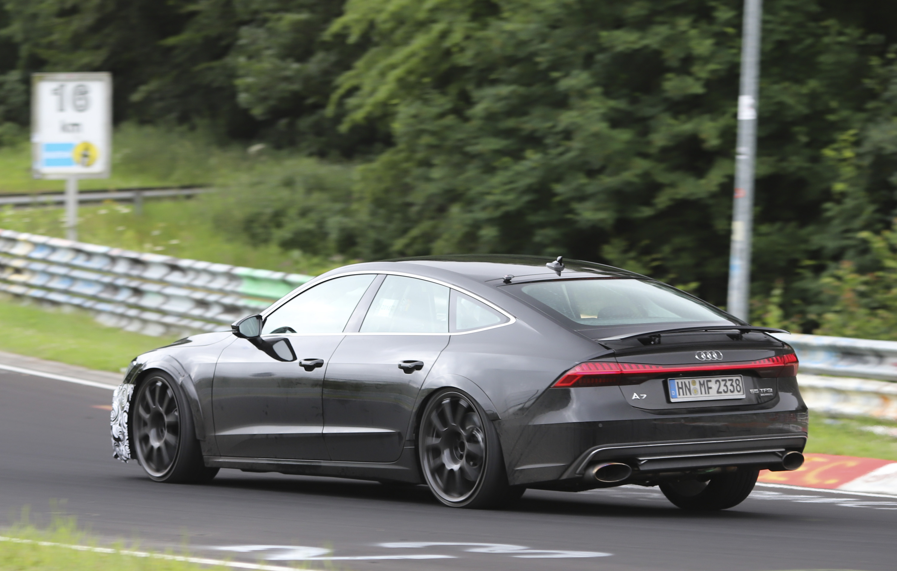 2019 Audi Rs7 Sportback Top Speed