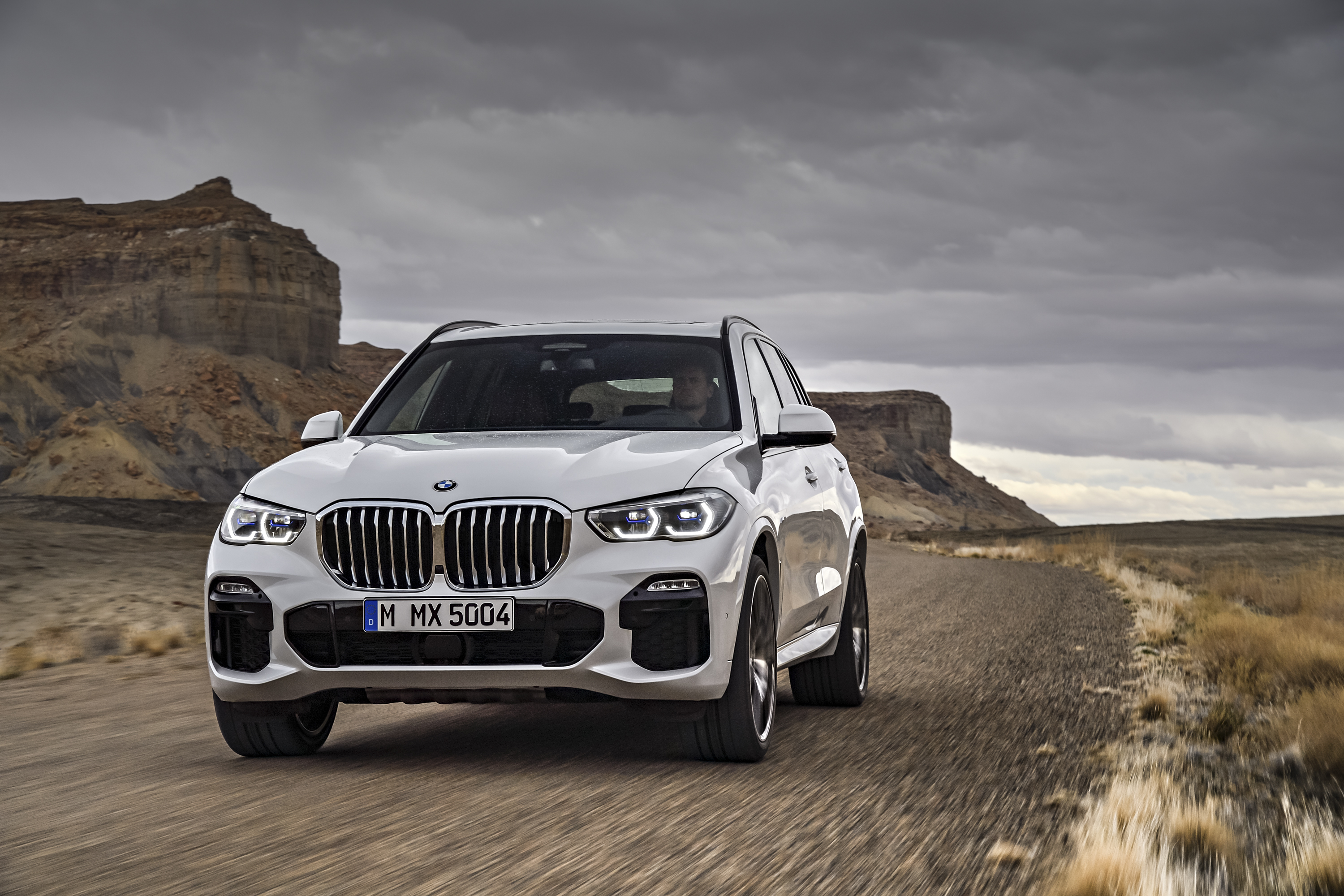 Bmw X5 Cargo Space >> The 2019 Bmw X5 Grew In Almost Every Way But Doesn T