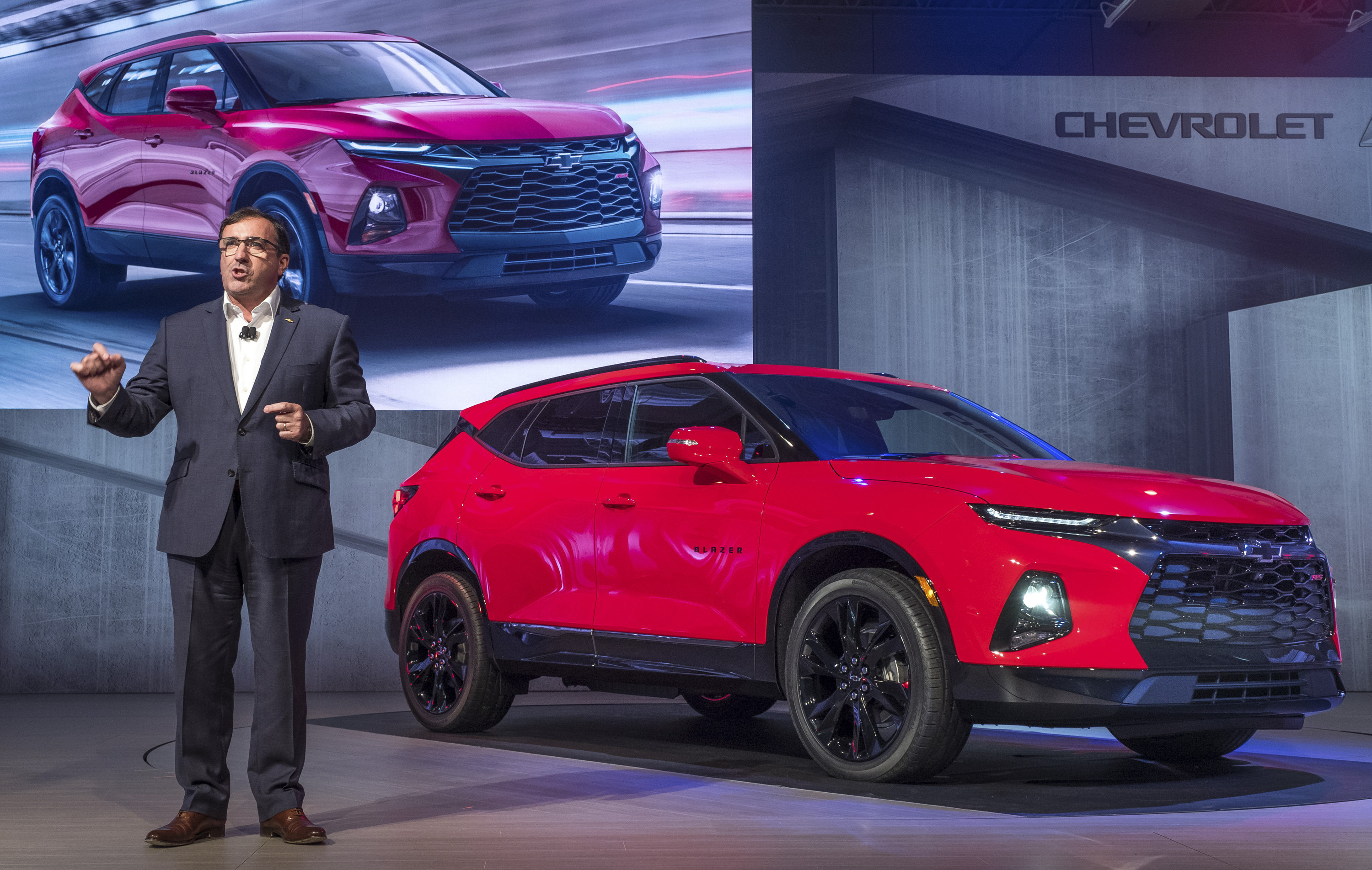 love it or leave it the 2019 chevrolet blazer