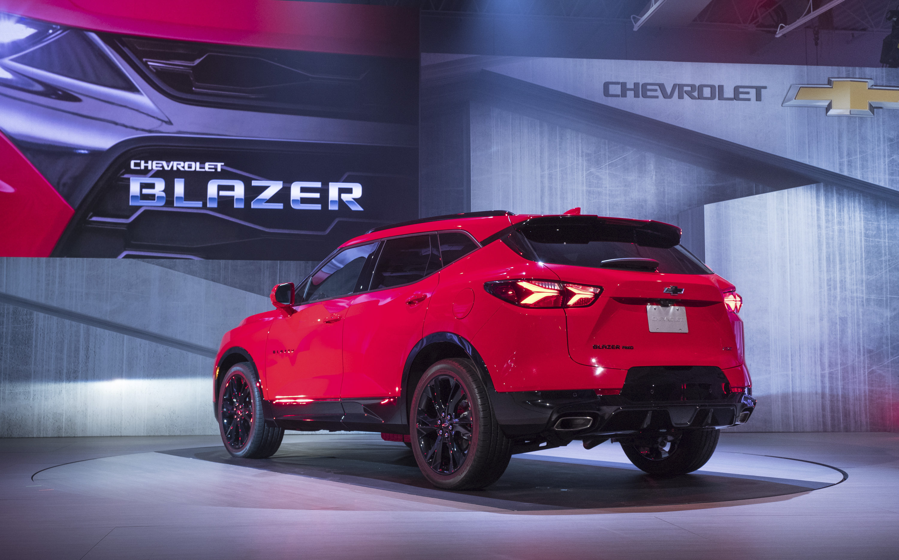 2019 Chevrolet Blazer Top Speed