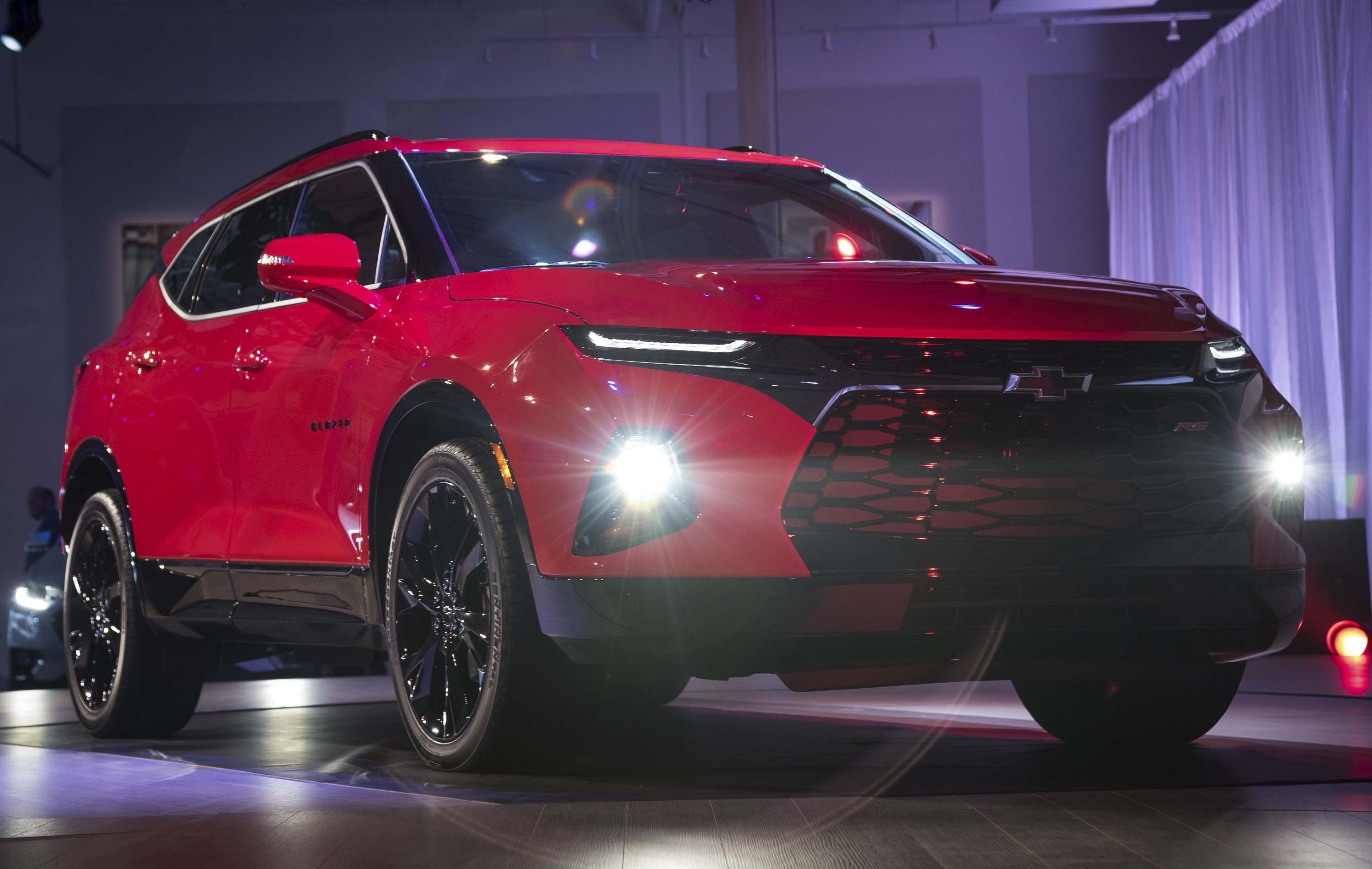 2019 Chevrolet Blazer | Top Speed