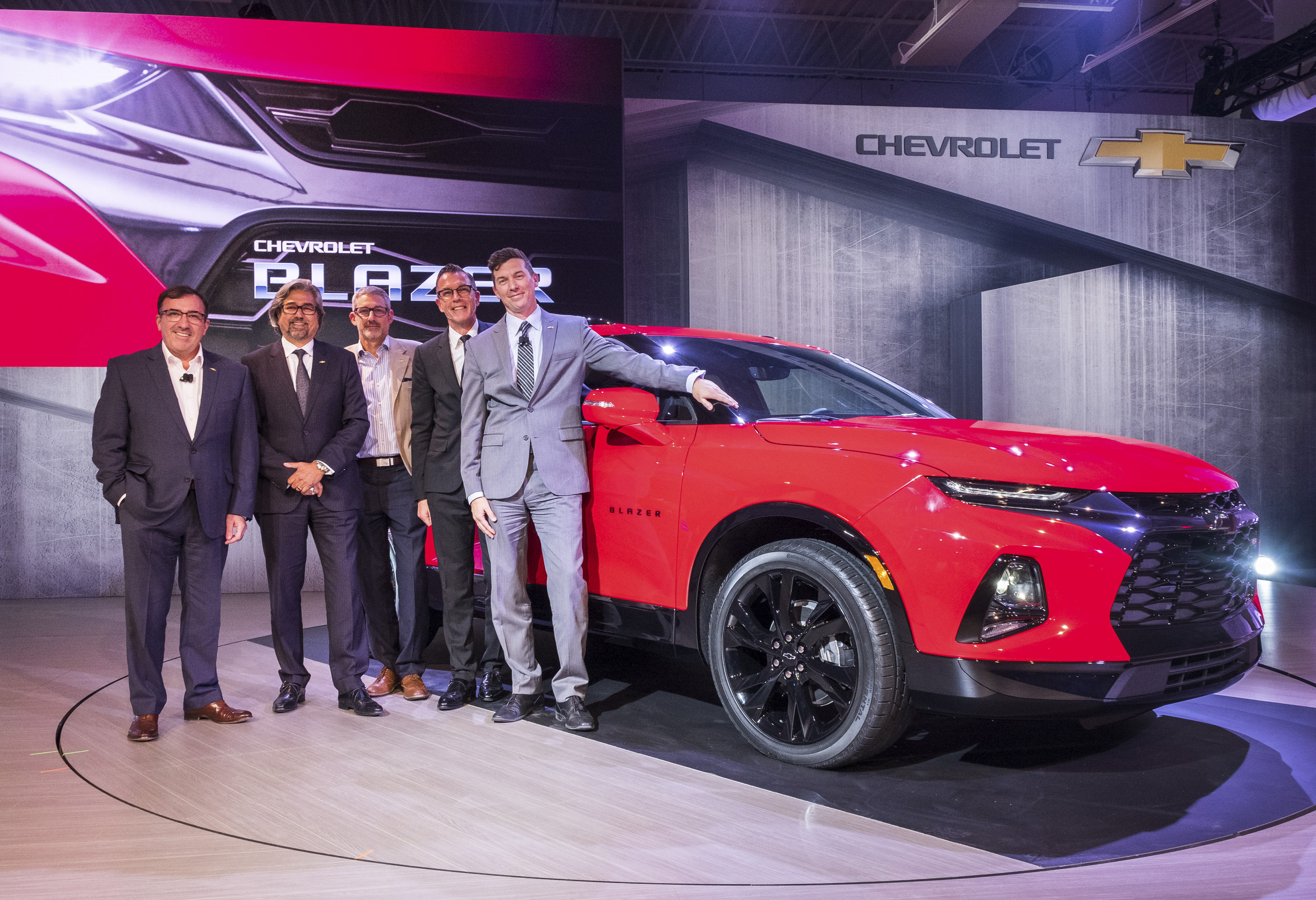 Love It Or Leave It The 2019 Chevrolet Blazer Top Speed