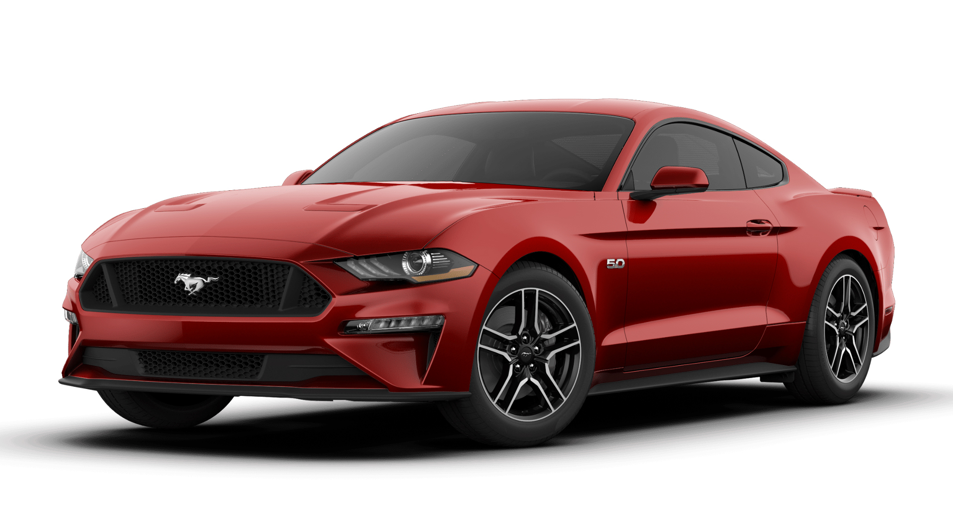 Noi That Xe Ford Mustang 2018