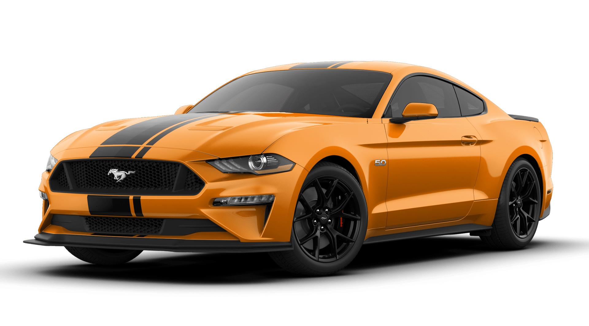 2019 ford mustang how we 39 d spec it top speed. Black Bedroom Furniture Sets. Home Design Ideas