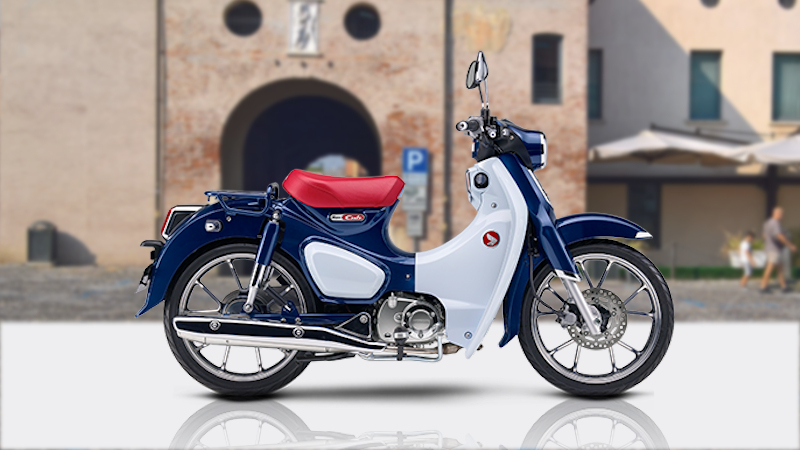 2019 Honda Super Cub C125 | Top Speed