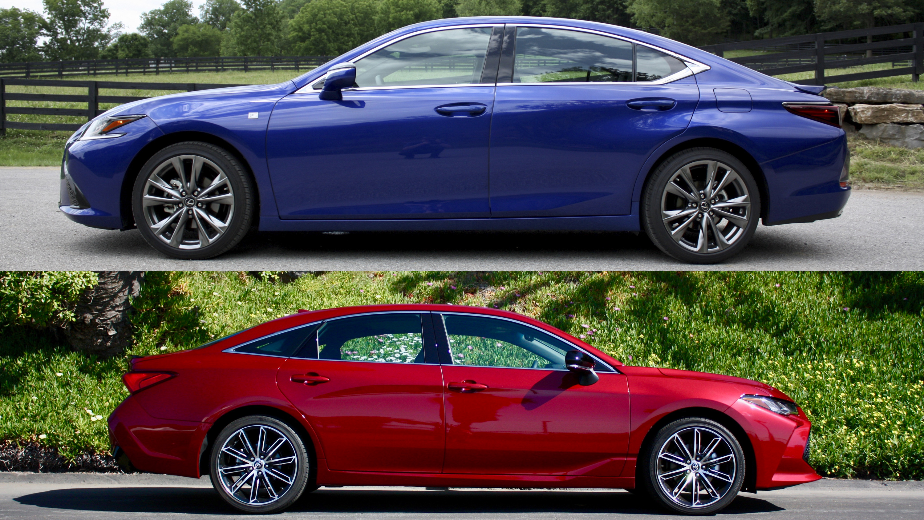 2019 Lexus ES Versus 2019 Toyota Avalon   Which Is Better? | Top Speed. »