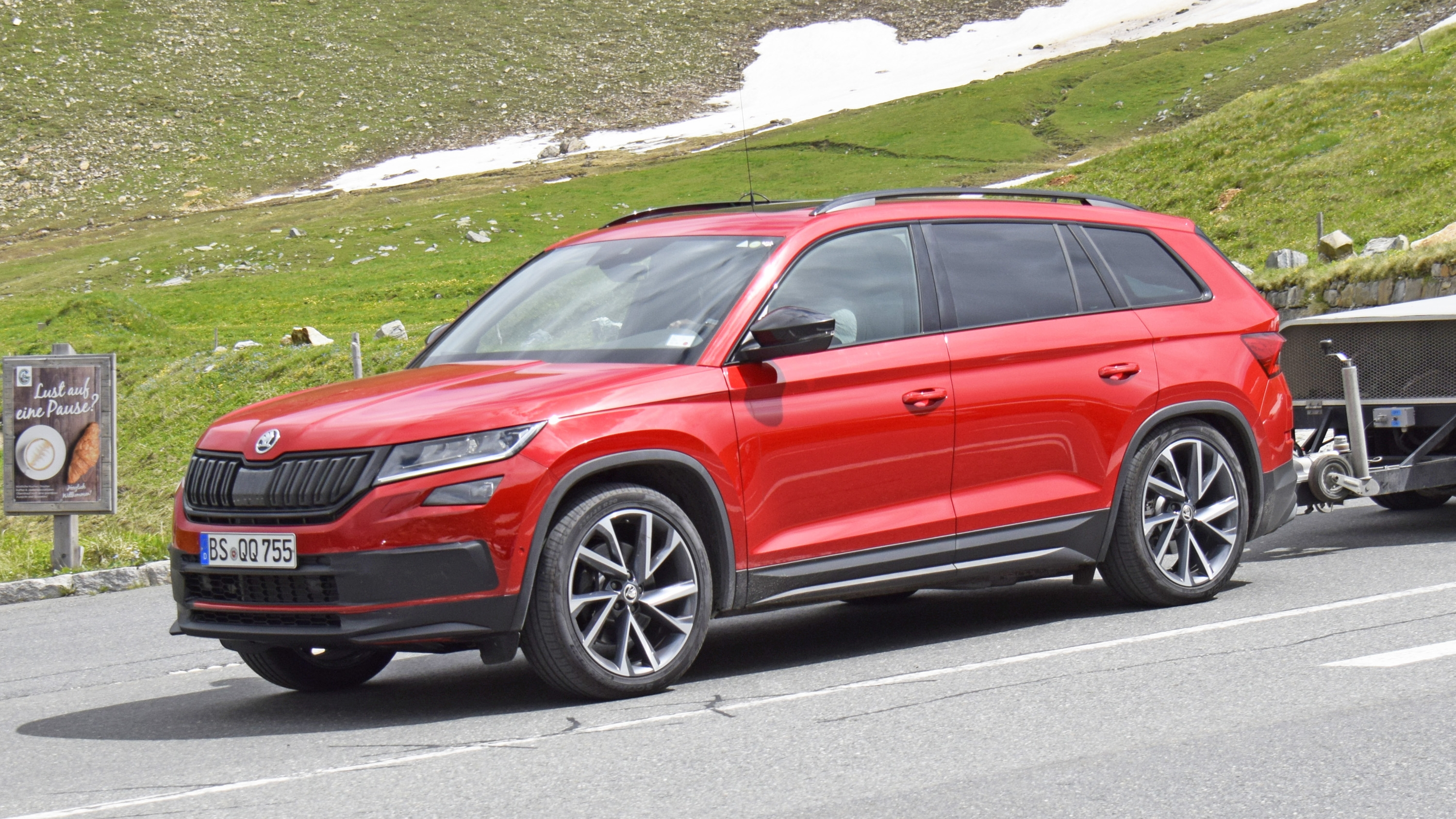 2019 skoda kodiaq rs top speed. Black Bedroom Furniture Sets. Home Design Ideas