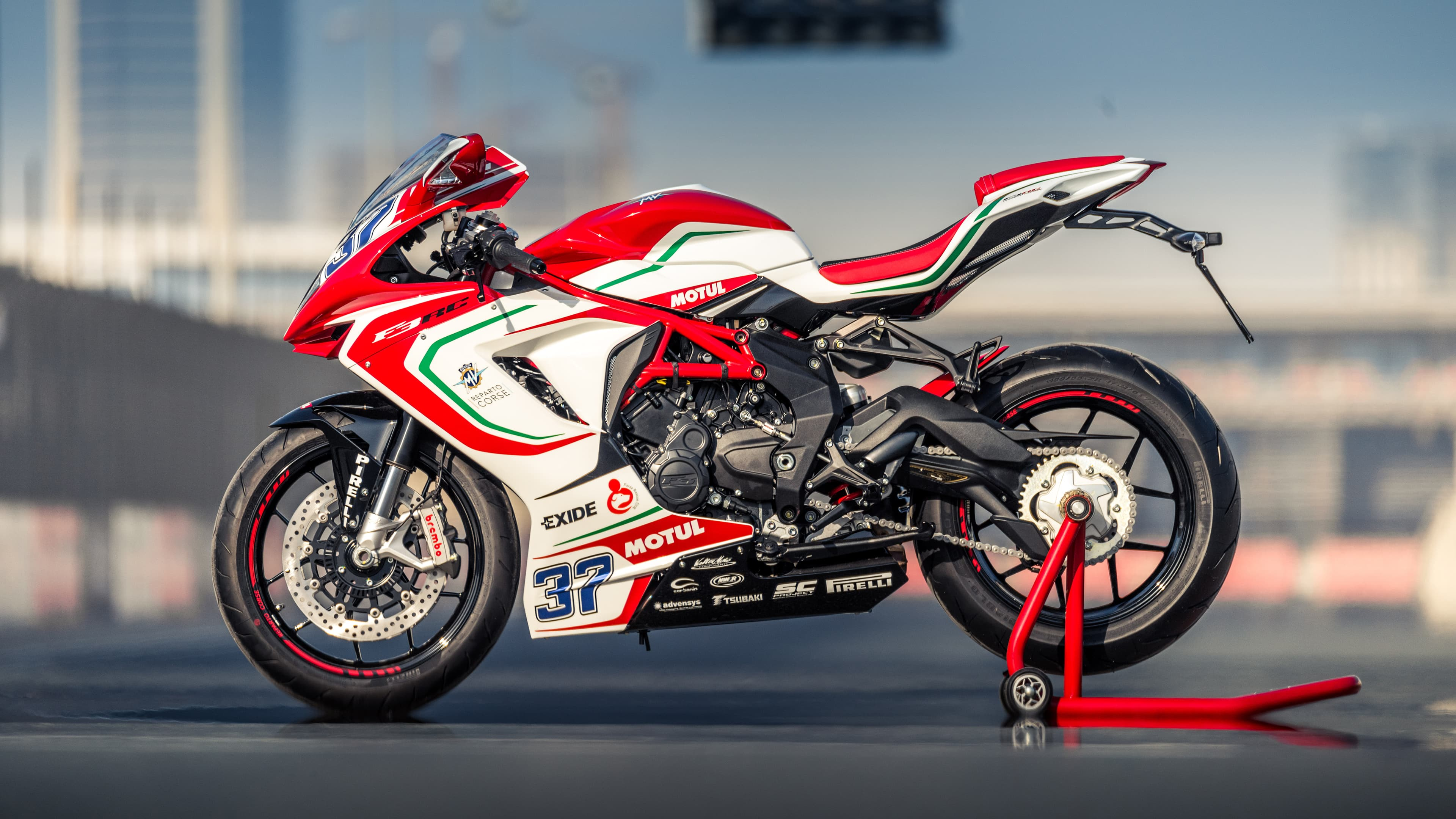 2018 MV Agusta F3 675 RC | Top Speed. »