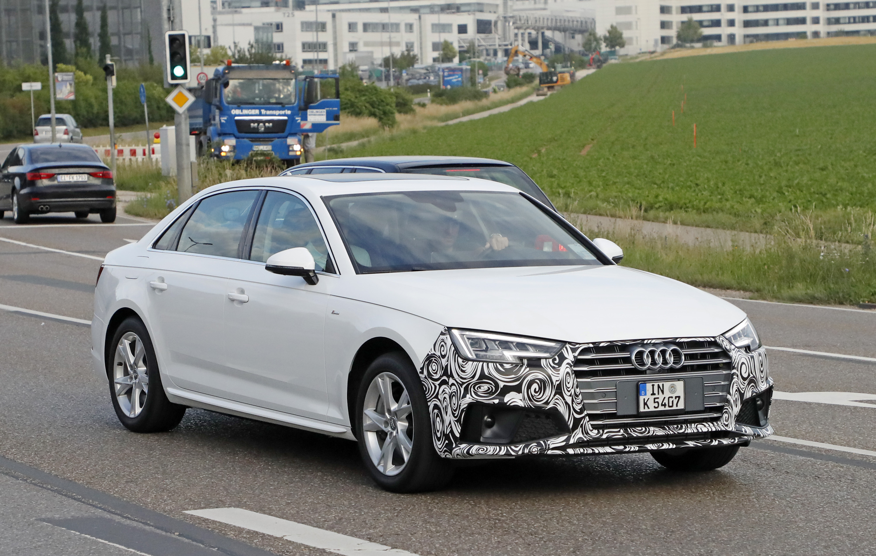 2019 audi a4 top speed