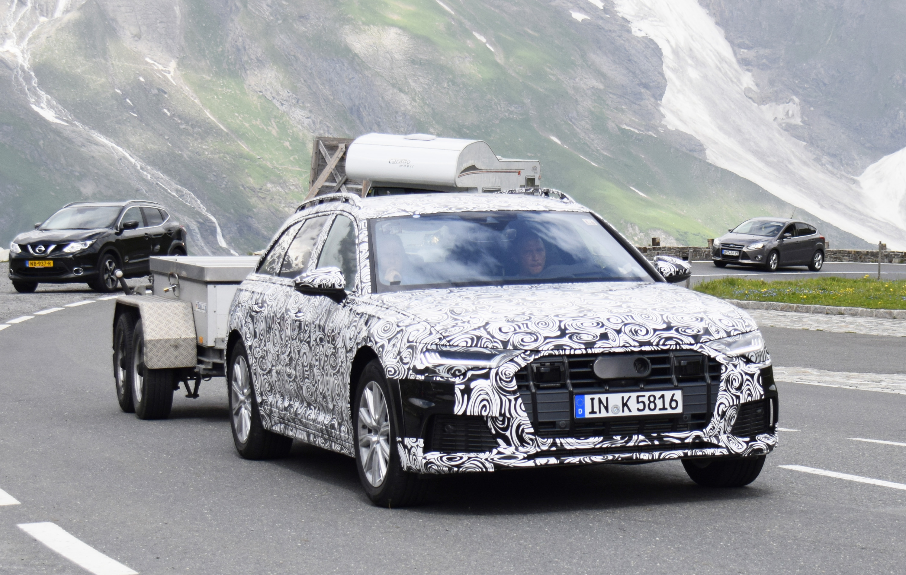 2019 Audi A6 Allroad Top Speed