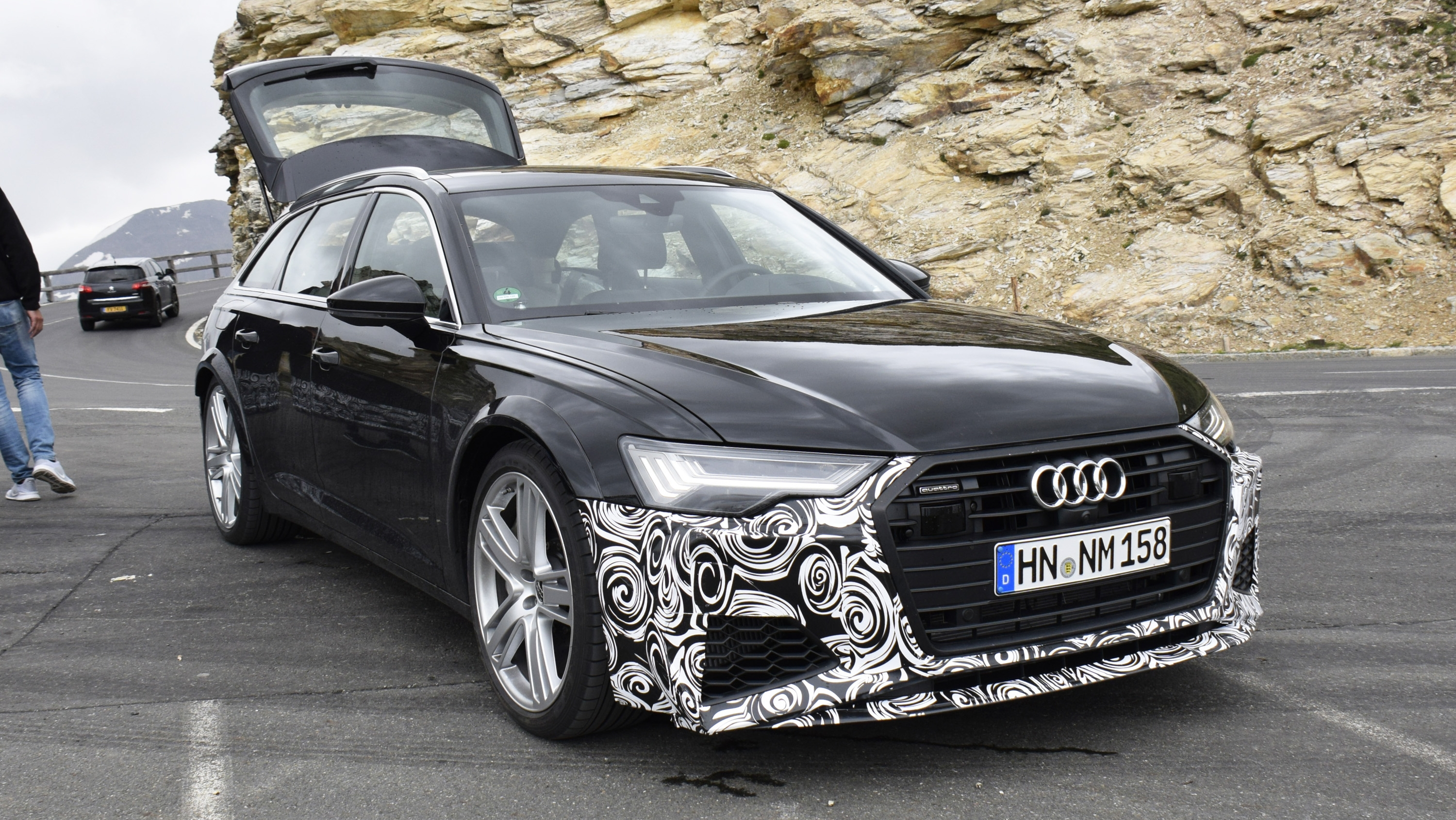 2019 audi rs6 avant top speed. Black Bedroom Furniture Sets. Home Design Ideas